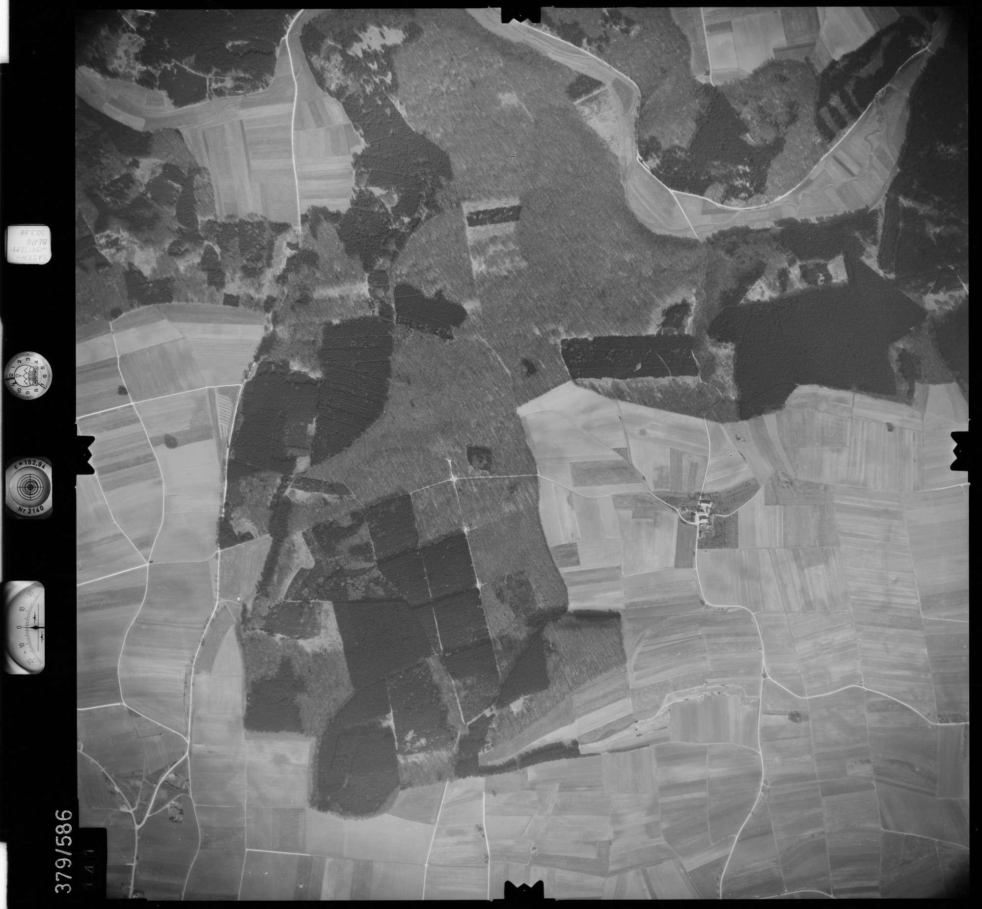 Luftbild: Film 27 Bildnr. 141, Bild 1