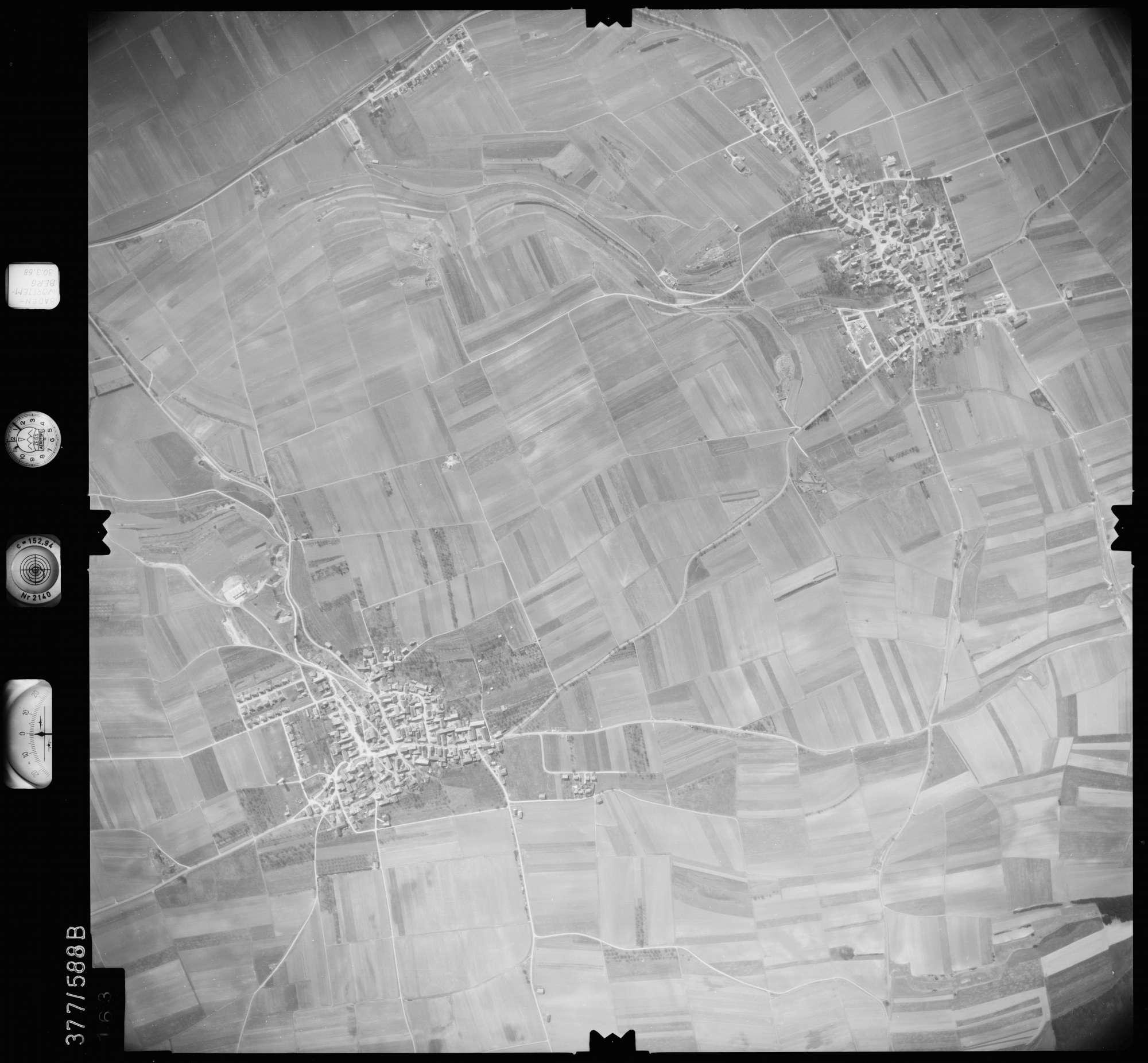 Luftbild: Film 27 Bildnr. 163, Bild 1