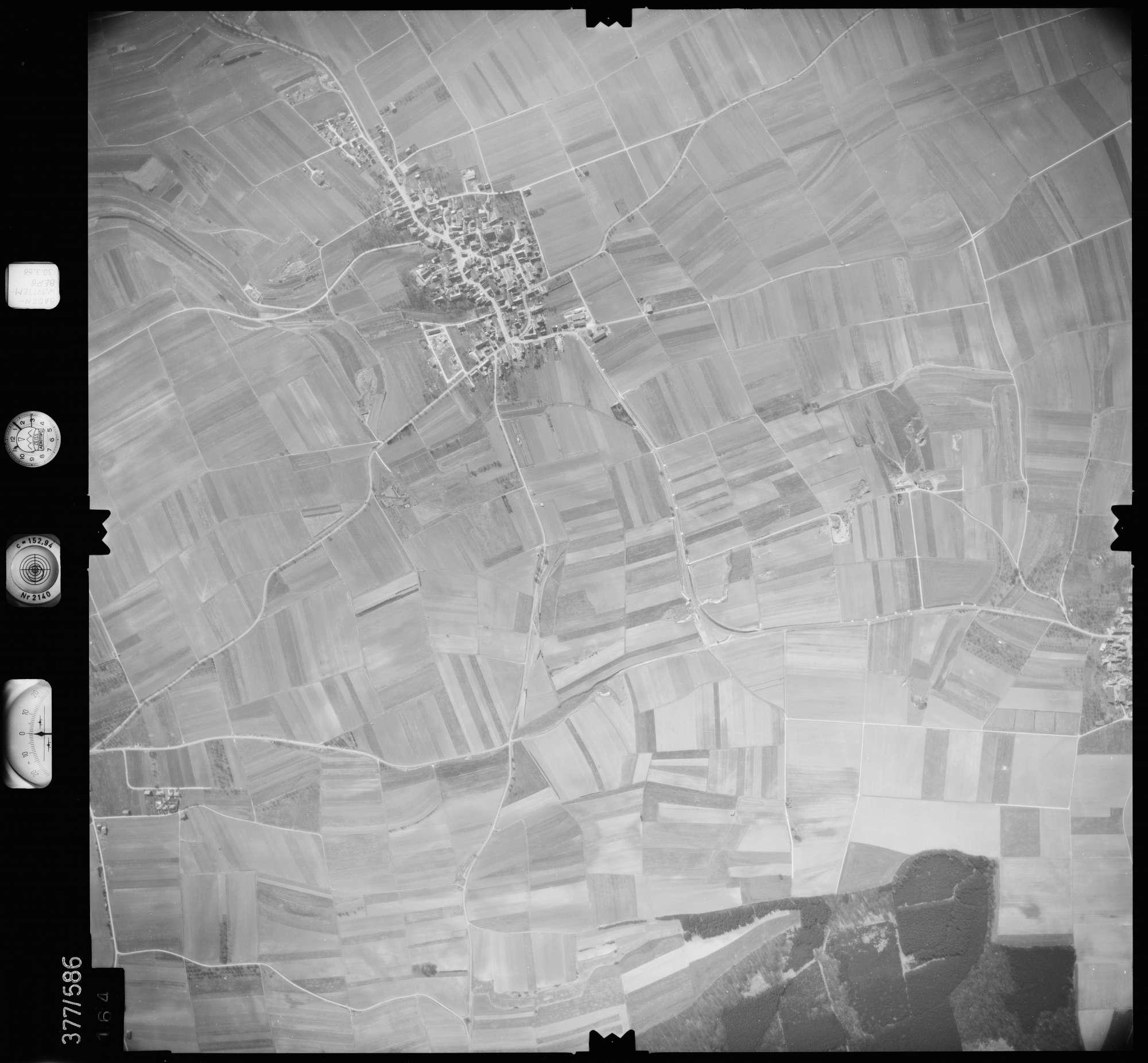 Luftbild: Film 27 Bildnr. 164, Bild 1