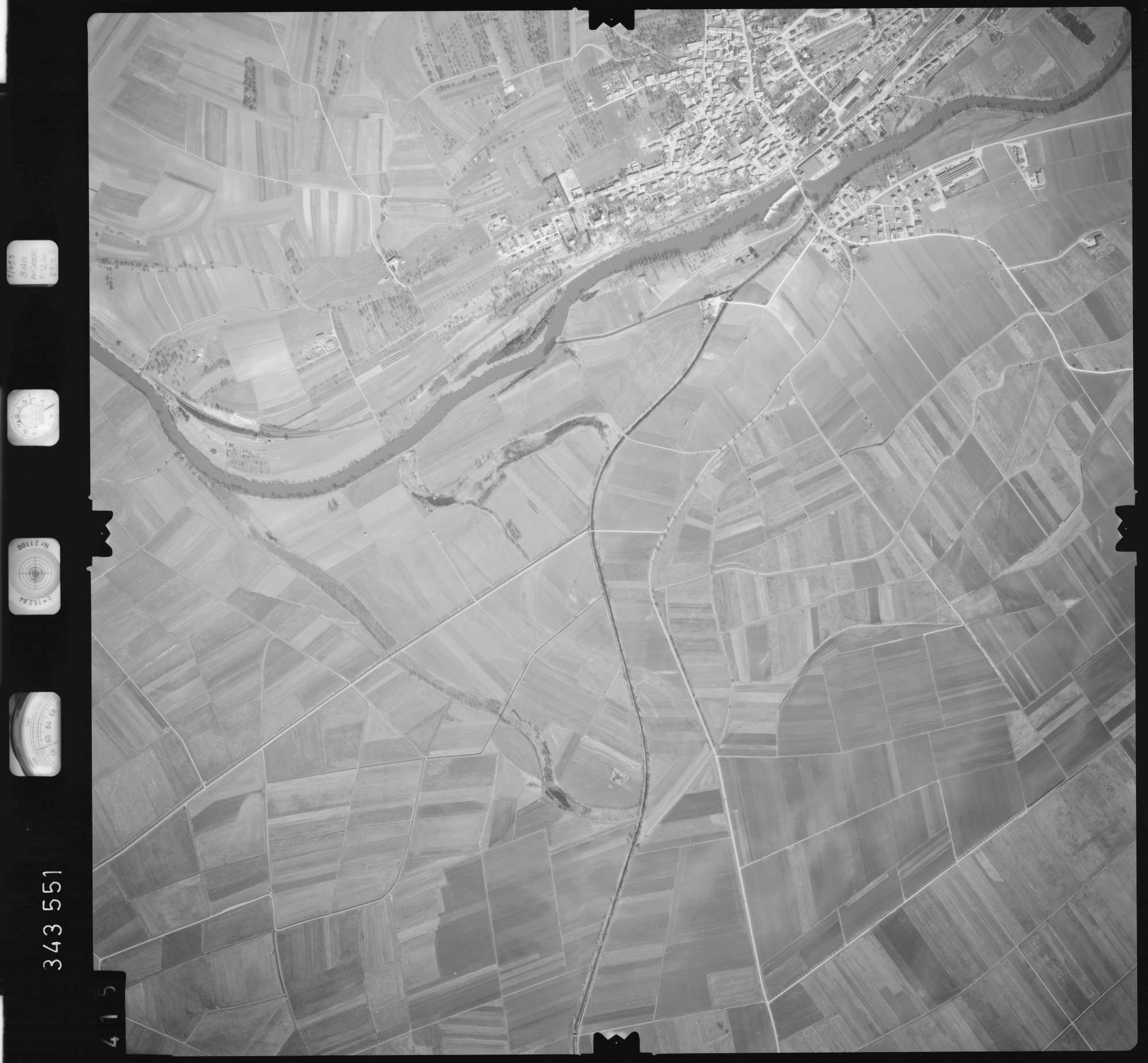 Luftbild: Film 46 Bildnr. 415, Bild 1