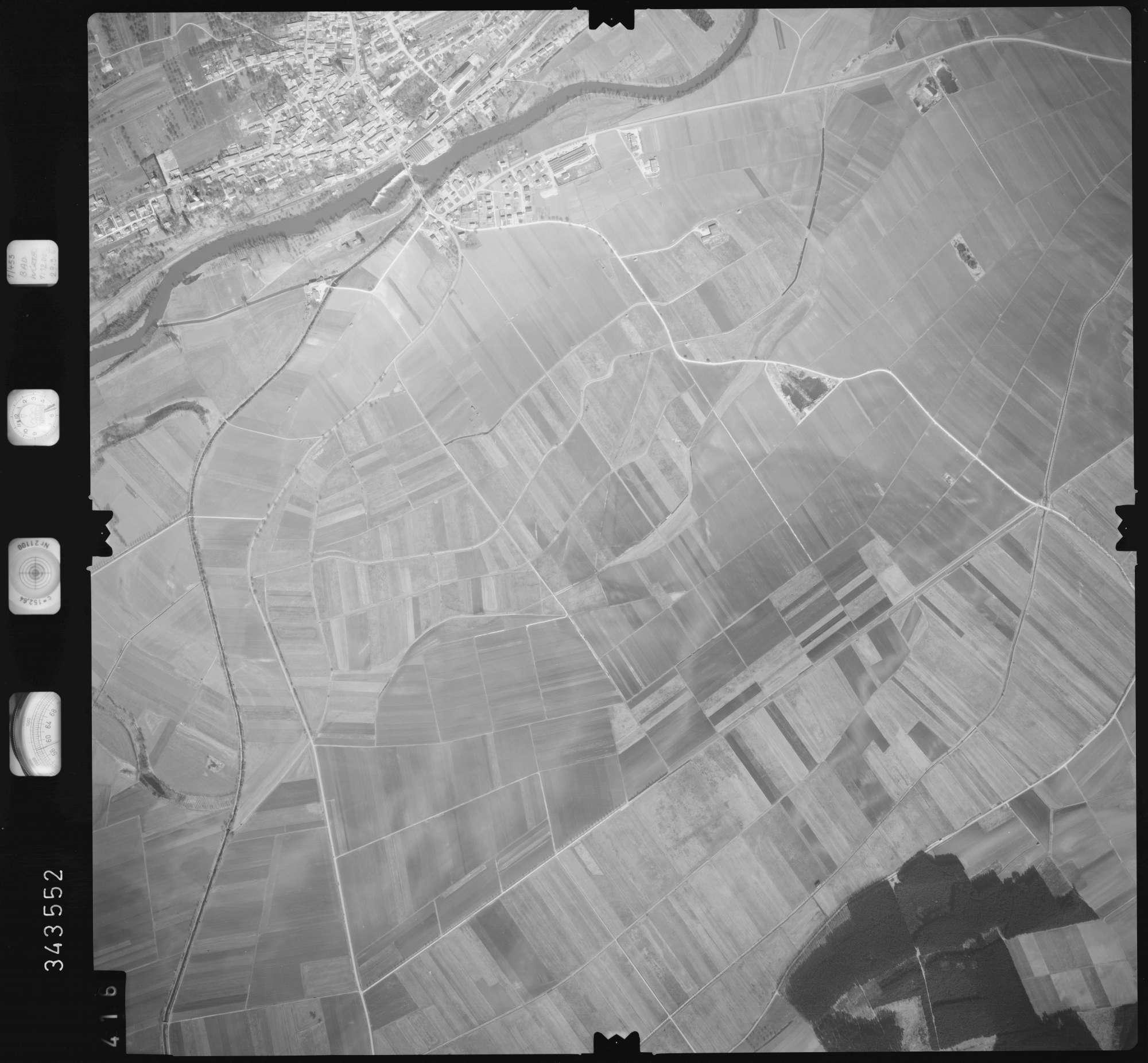 Luftbild: Film 46 Bildnr. 416, Bild 1