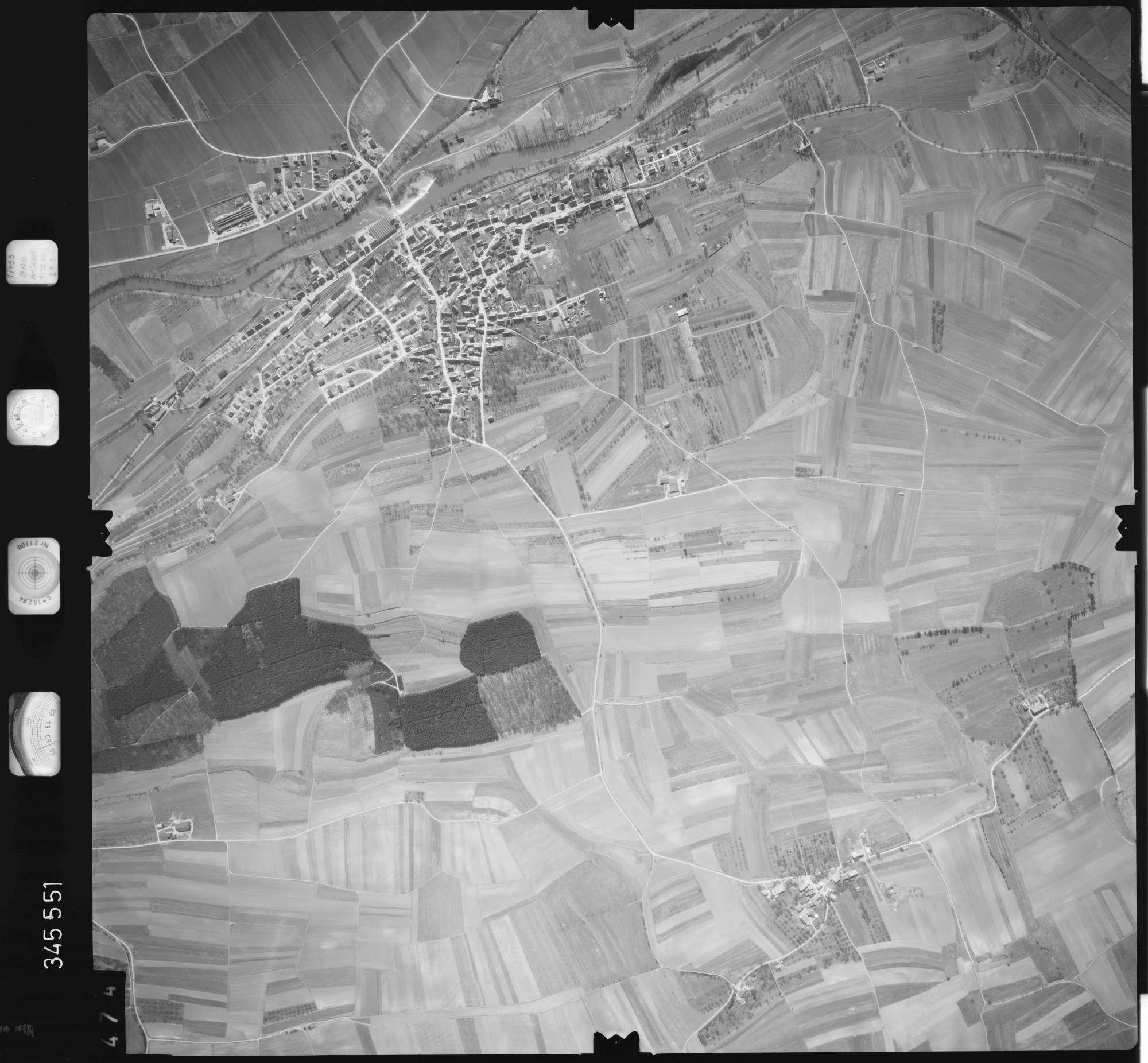 Luftbild: Film 46 Bildnr. 474, Bild 1