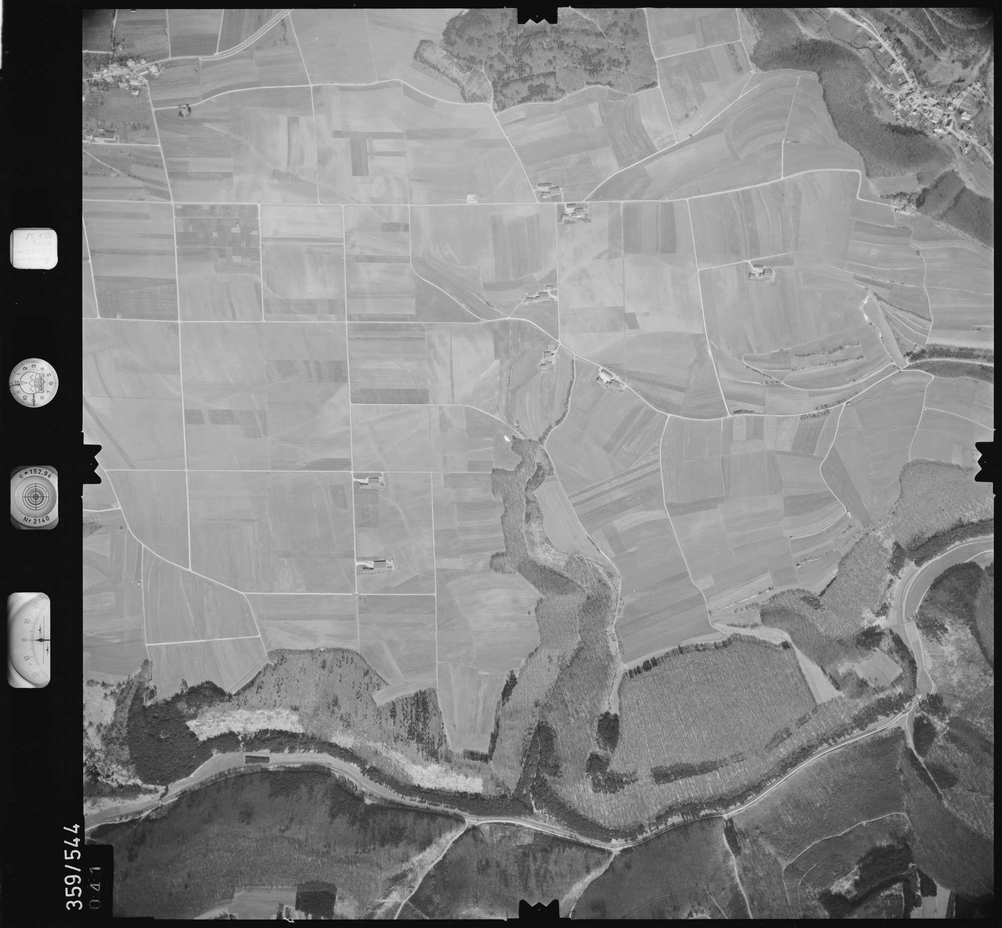 Luftbild: Film 38 Bildnr. 41, Bild 1