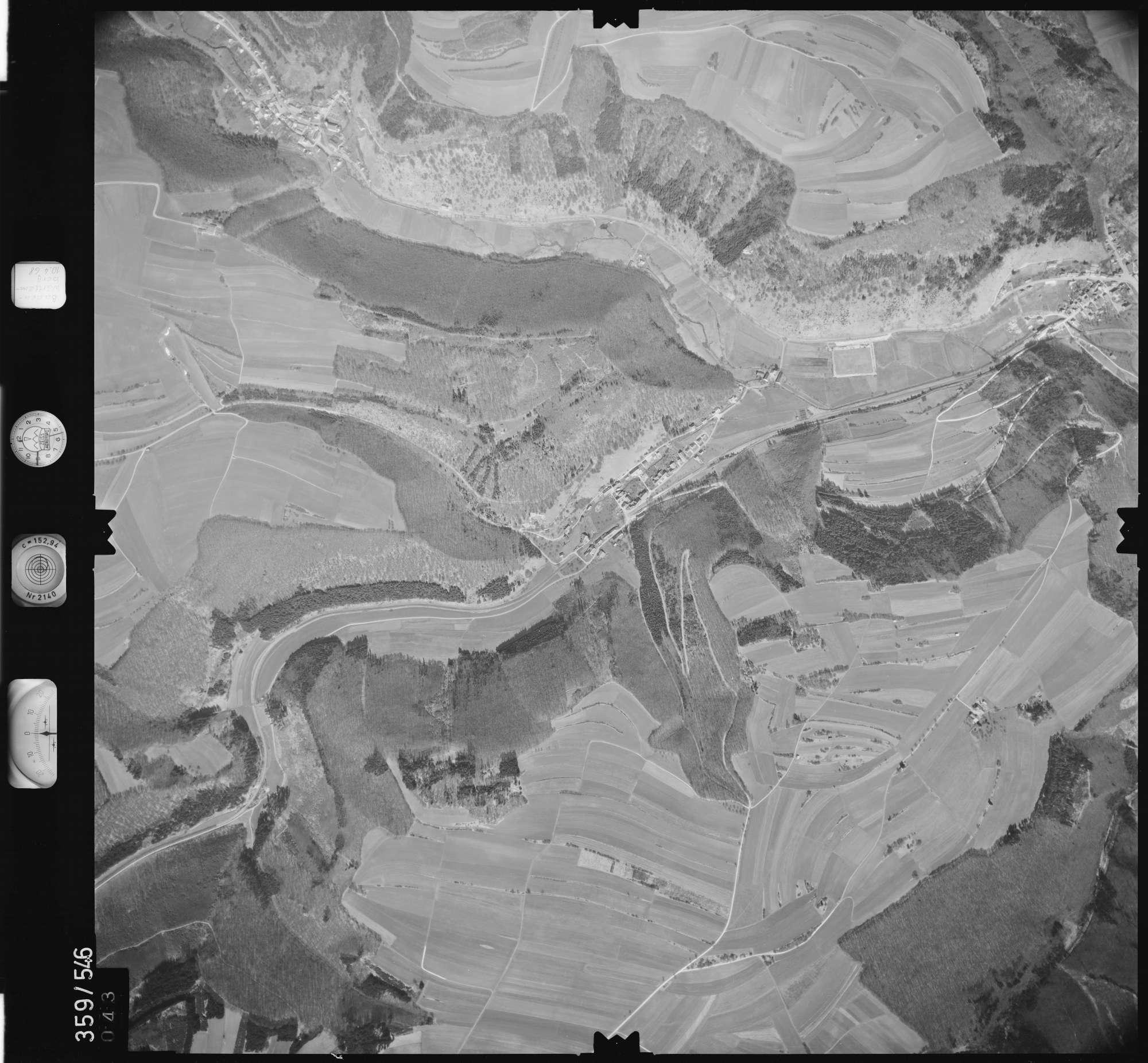 Luftbild: Film 38 Bildnr. 43, Bild 1