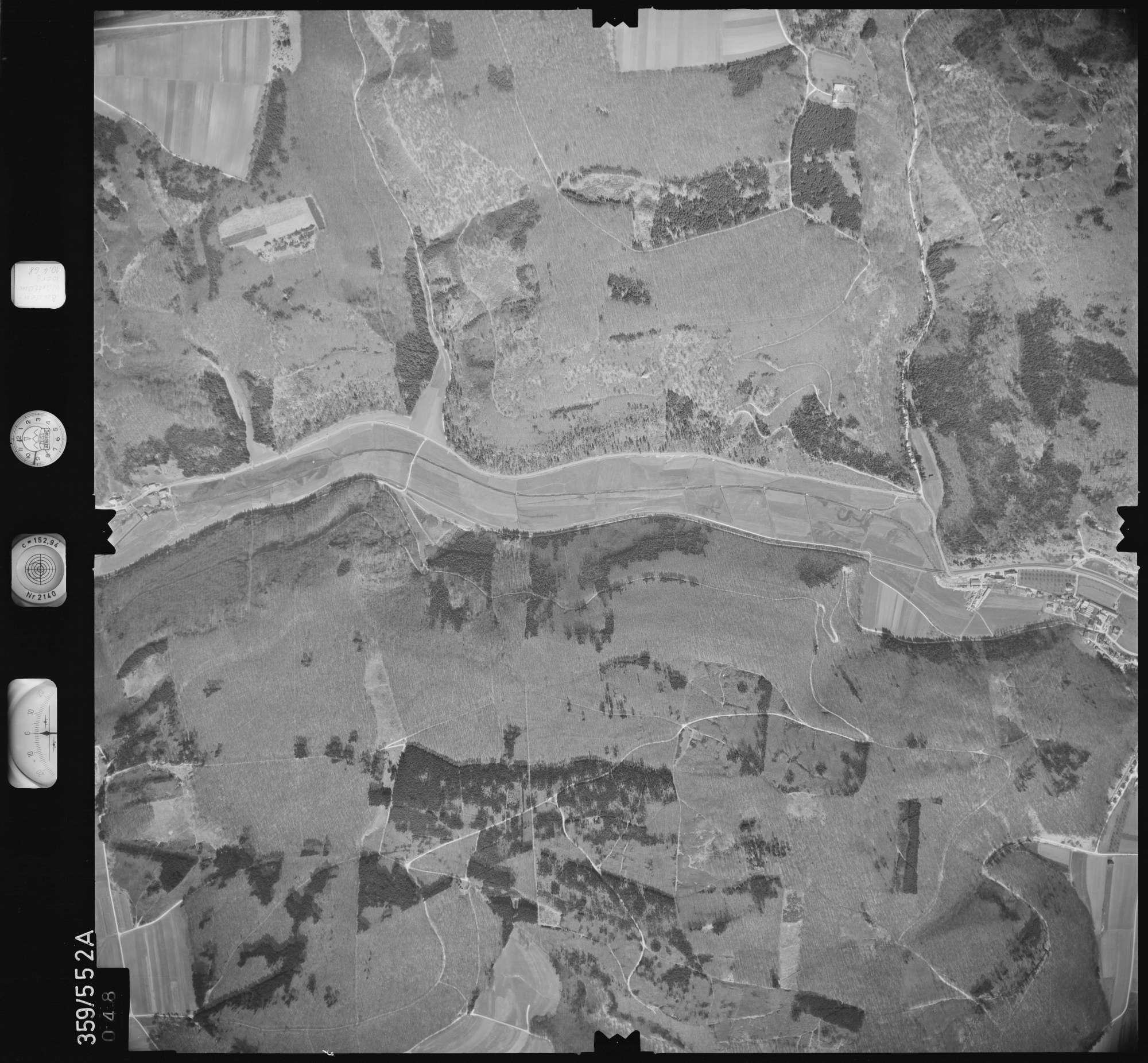 Luftbild: Film 38 Bildnr. 48, Bild 1