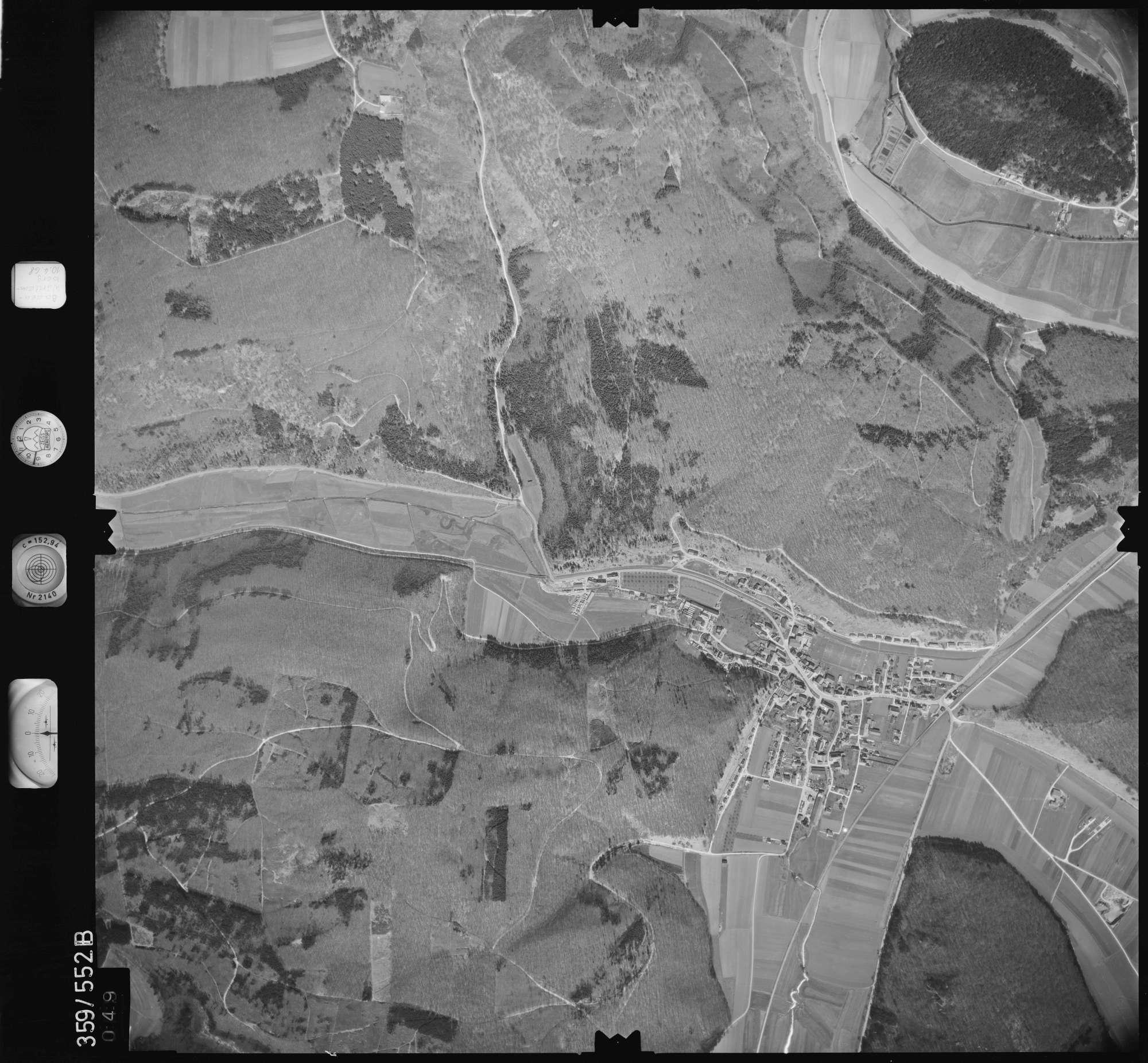 Luftbild: Film 38 Bildnr. 49, Bild 1