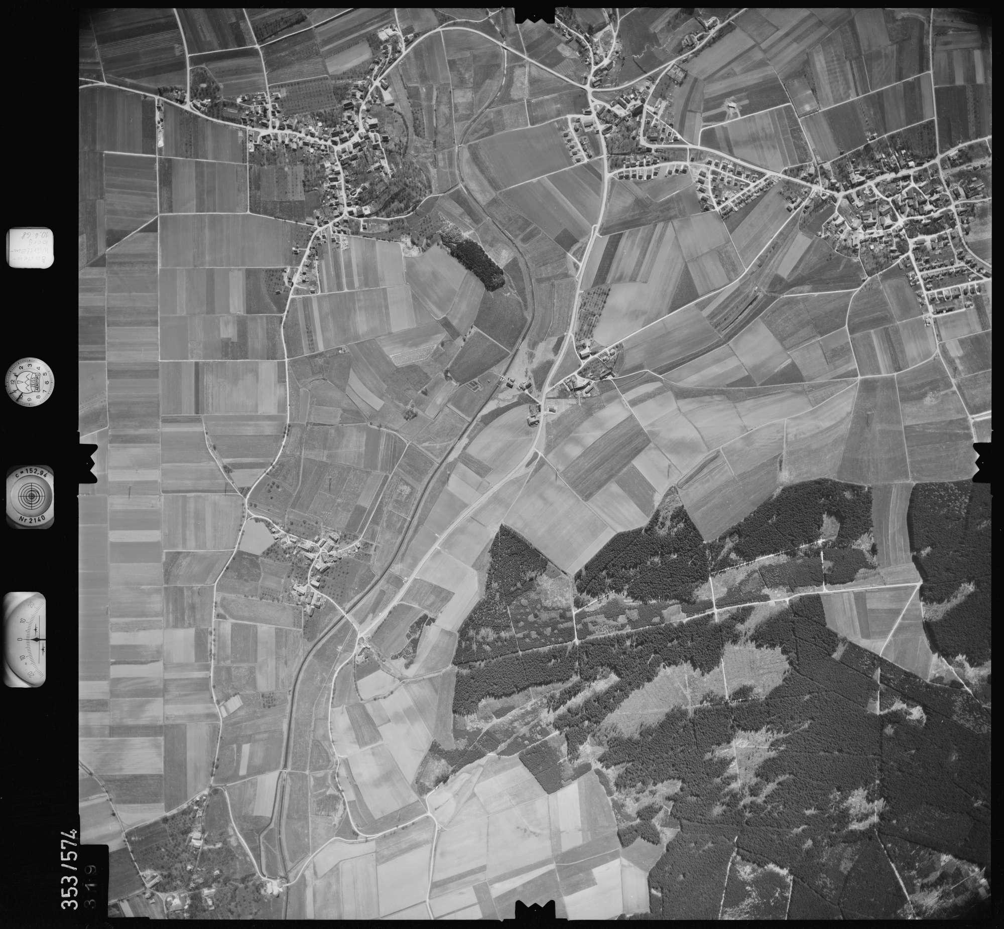 Luftbild: Film 41 Bildnr. 319, Bild 1