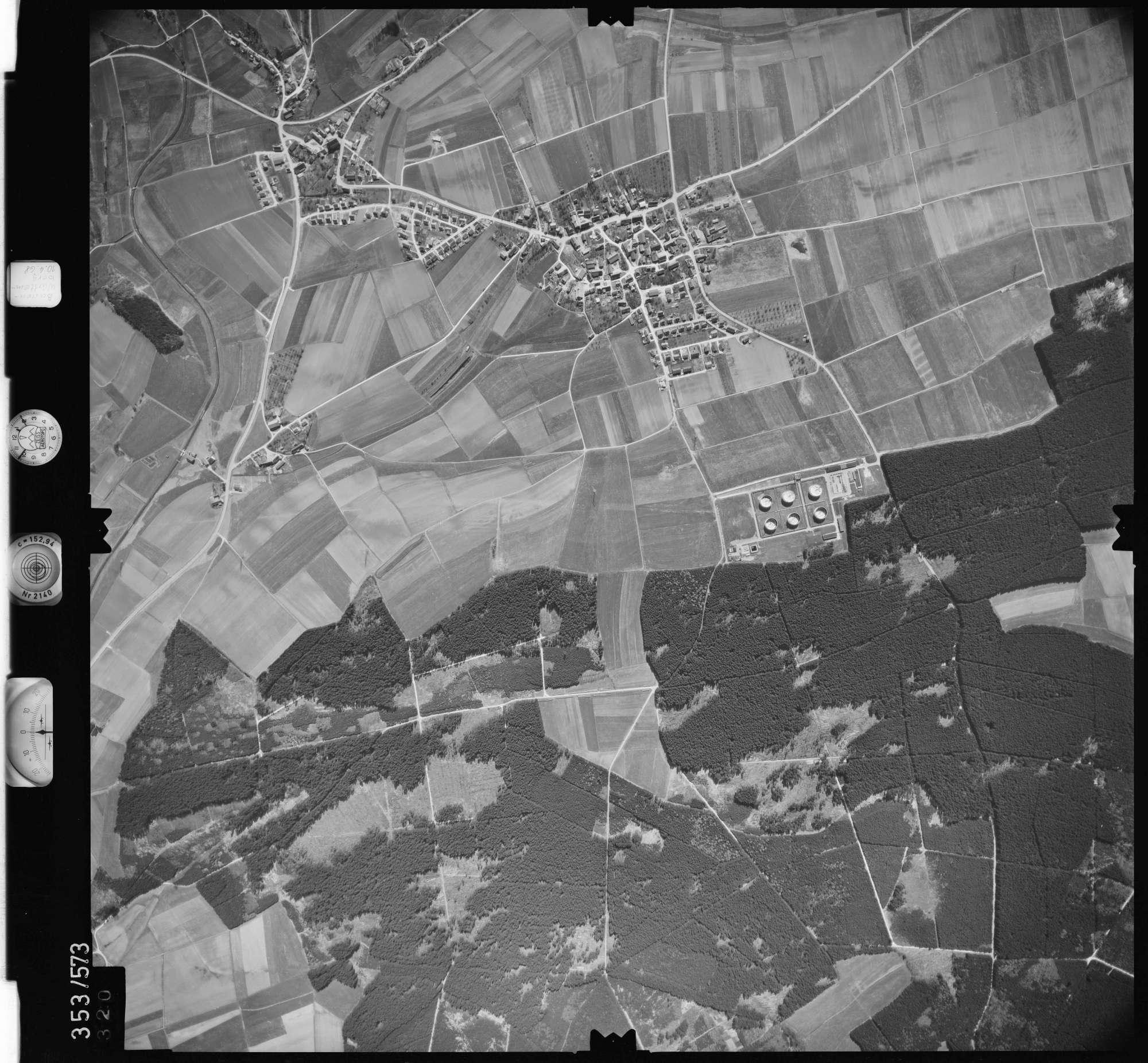 Luftbild: Film 41 Bildnr. 320, Bild 1