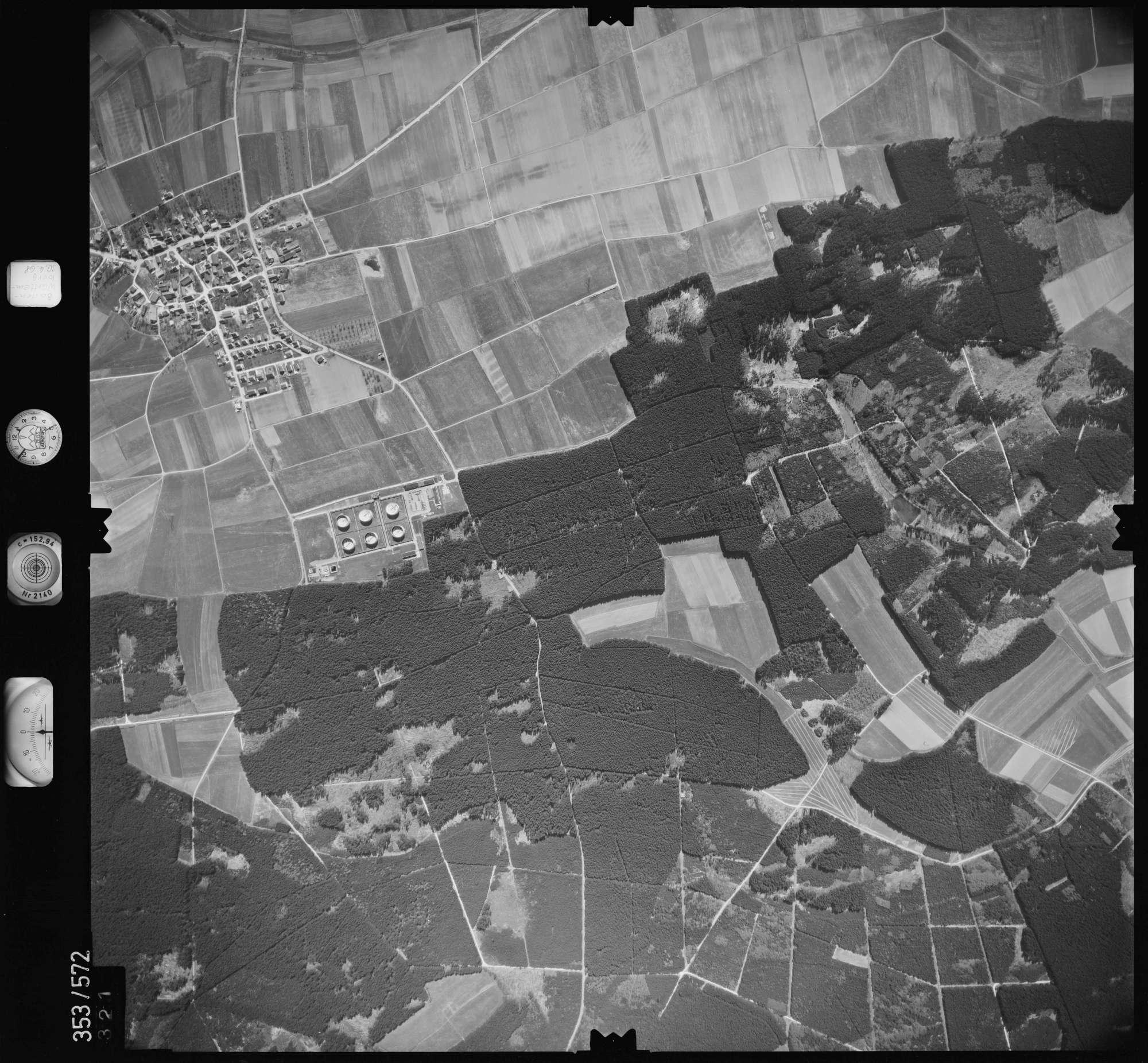 Luftbild: Film 41 Bildnr. 321, Bild 1