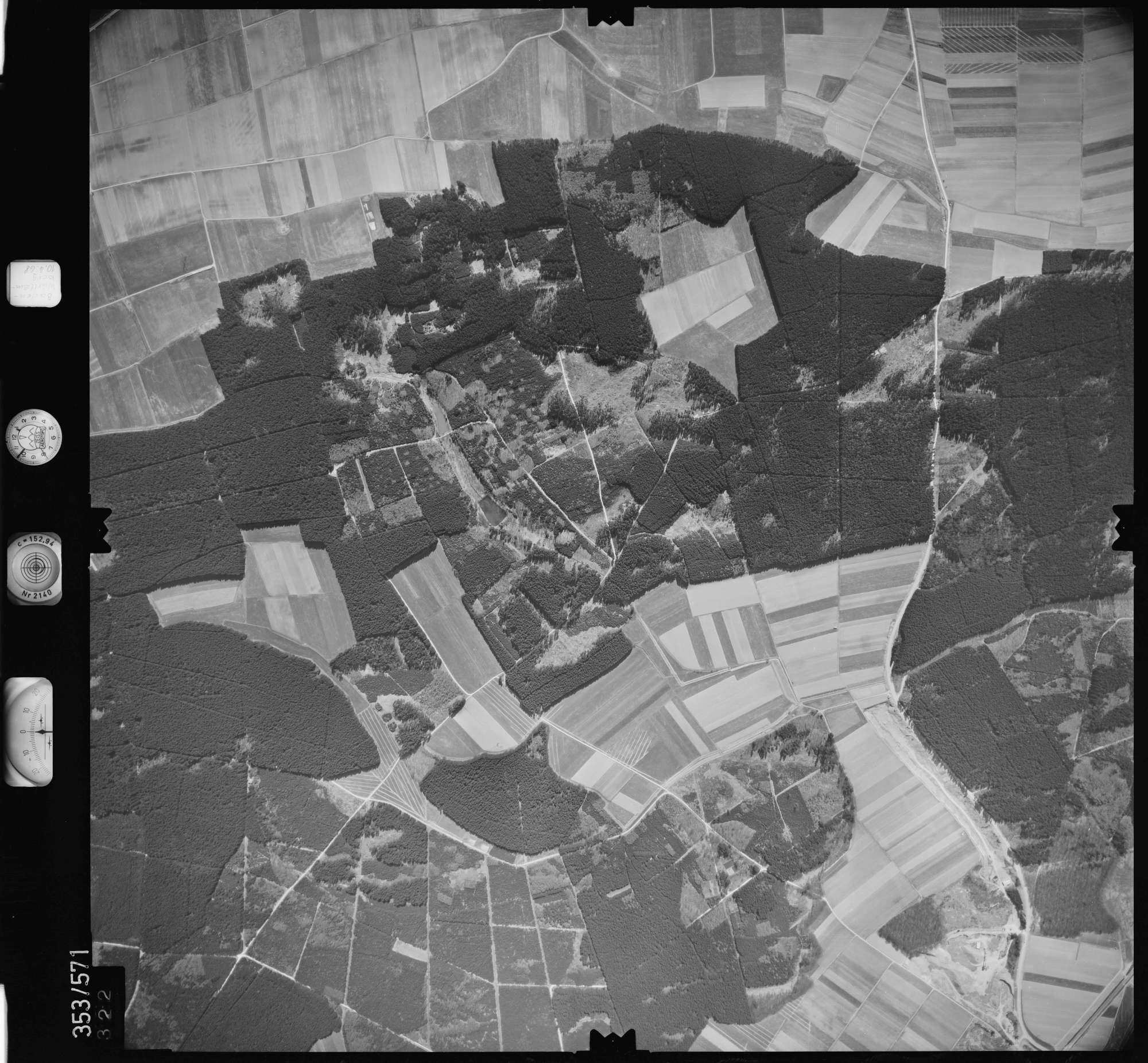 Luftbild: Film 41 Bildnr. 322, Bild 1