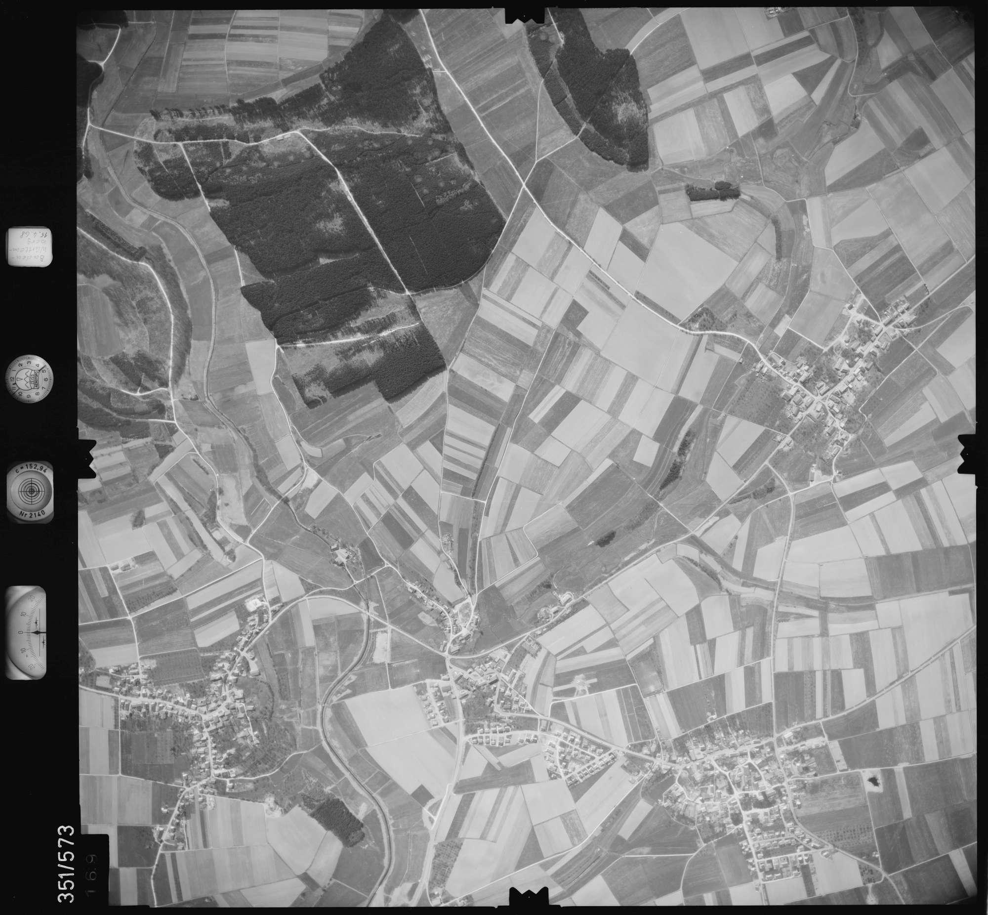 Luftbild: Film 105 Bildnr. 169, Bild 1
