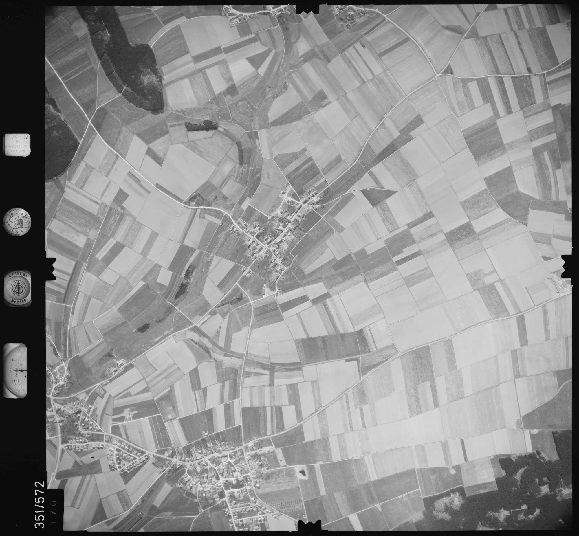 Luftbild: Film 105 Bildnr. 170, Bild 1