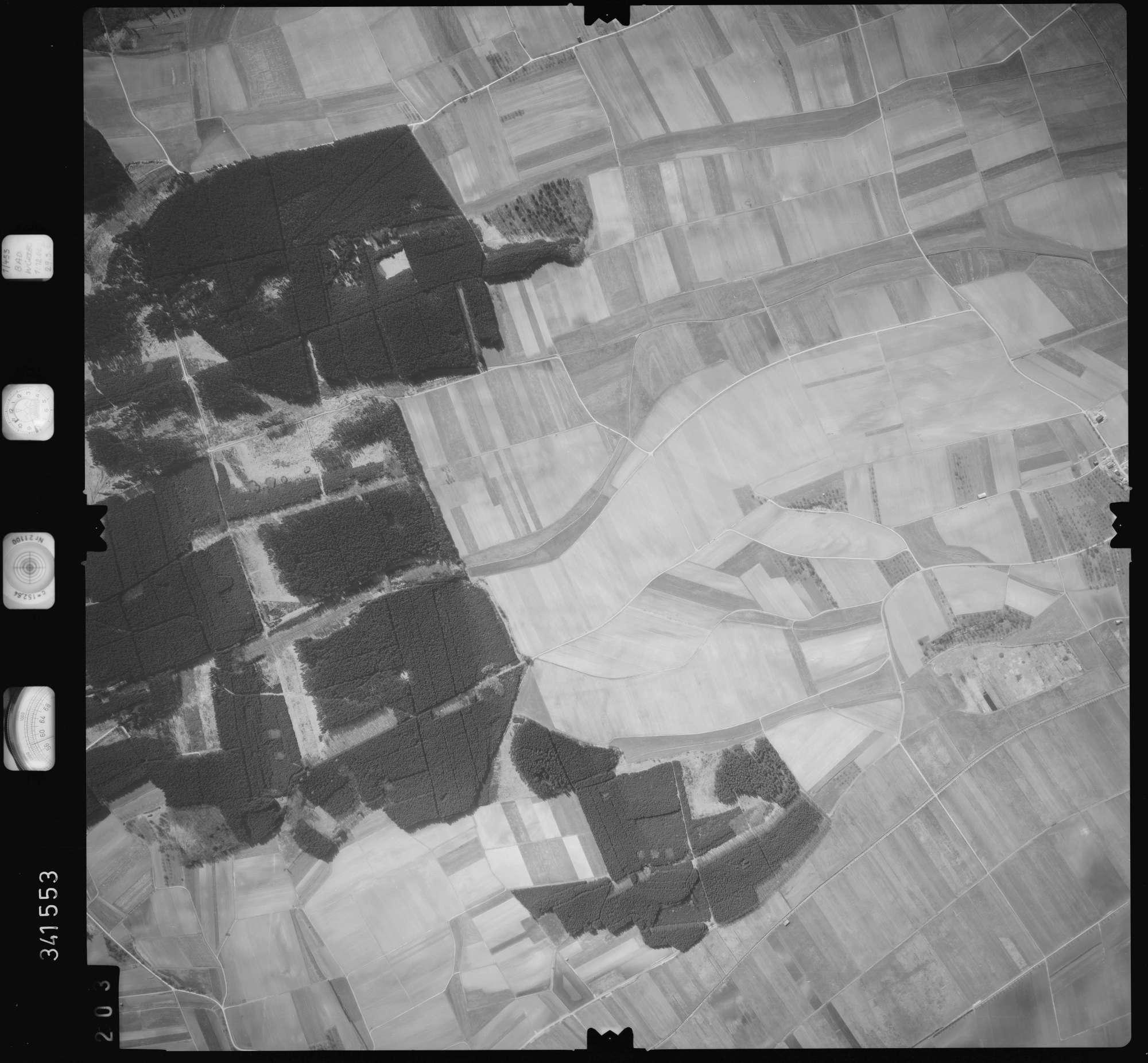Luftbild: Film 50 Bildnr. 203, Bild 1