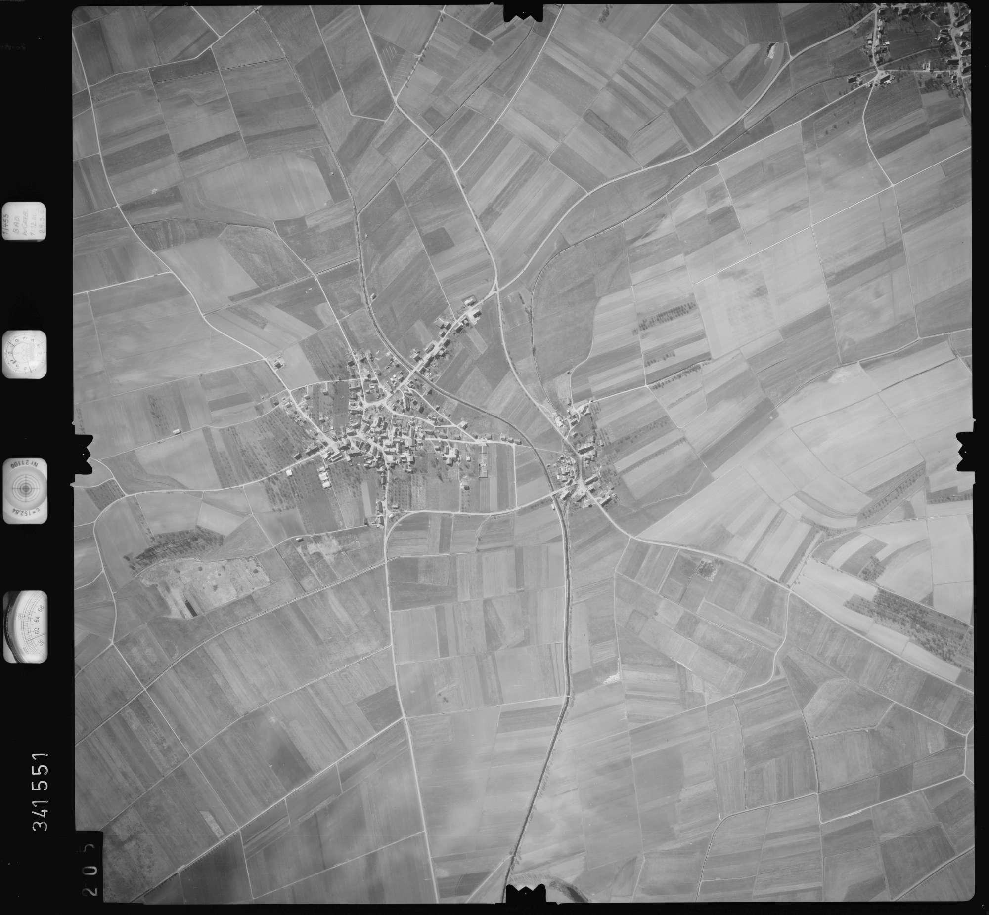 Luftbild: Film 50 Bildnr. 205, Bild 1