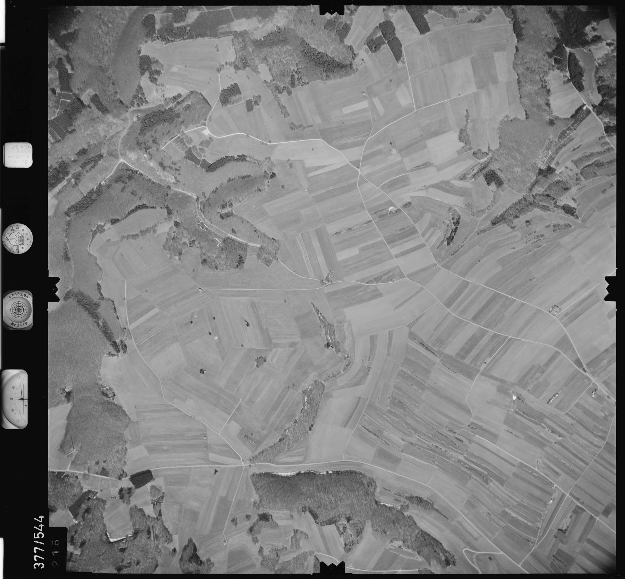 Luftbild: Film 32 Bildnr. 216, Bild 1