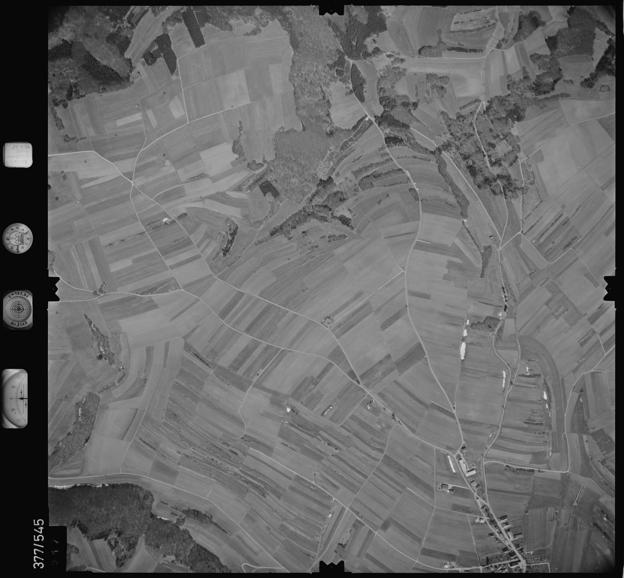 Luftbild: Film 32 Bildnr. 217, Bild 1