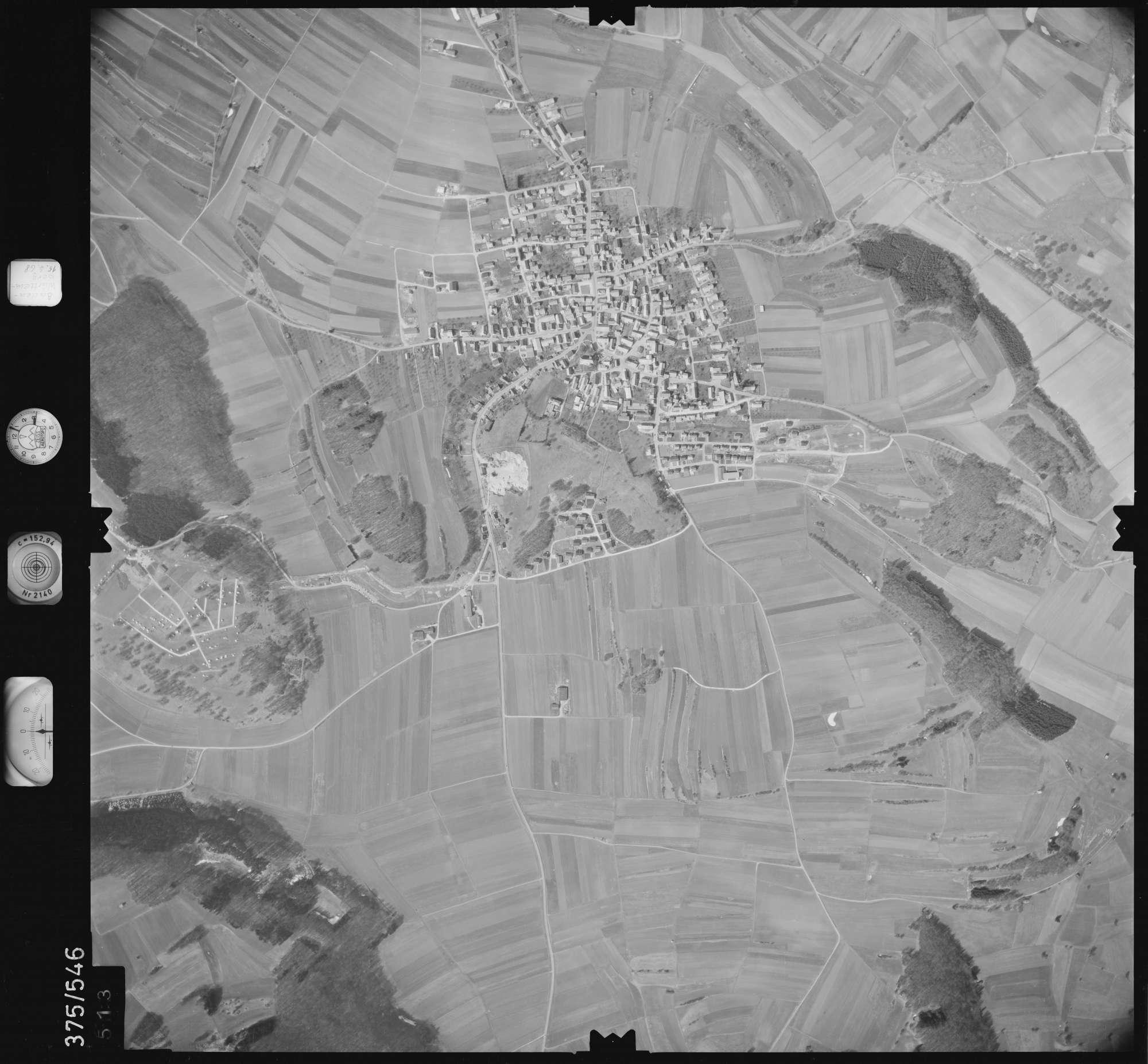 Luftbild: Film 34 Bildnr. 513, Bild 1