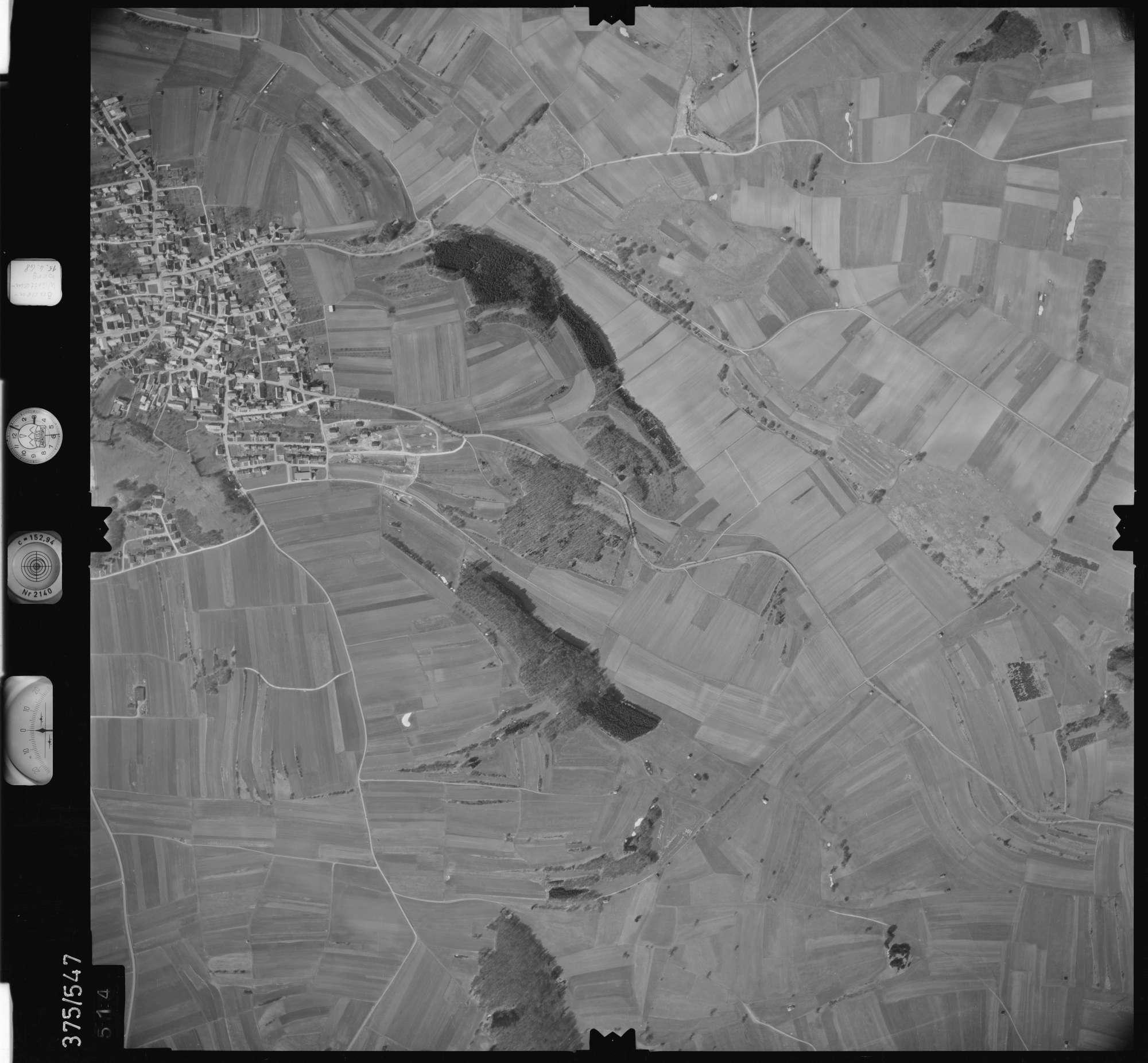 Luftbild: Film 34 Bildnr. 514, Bild 1