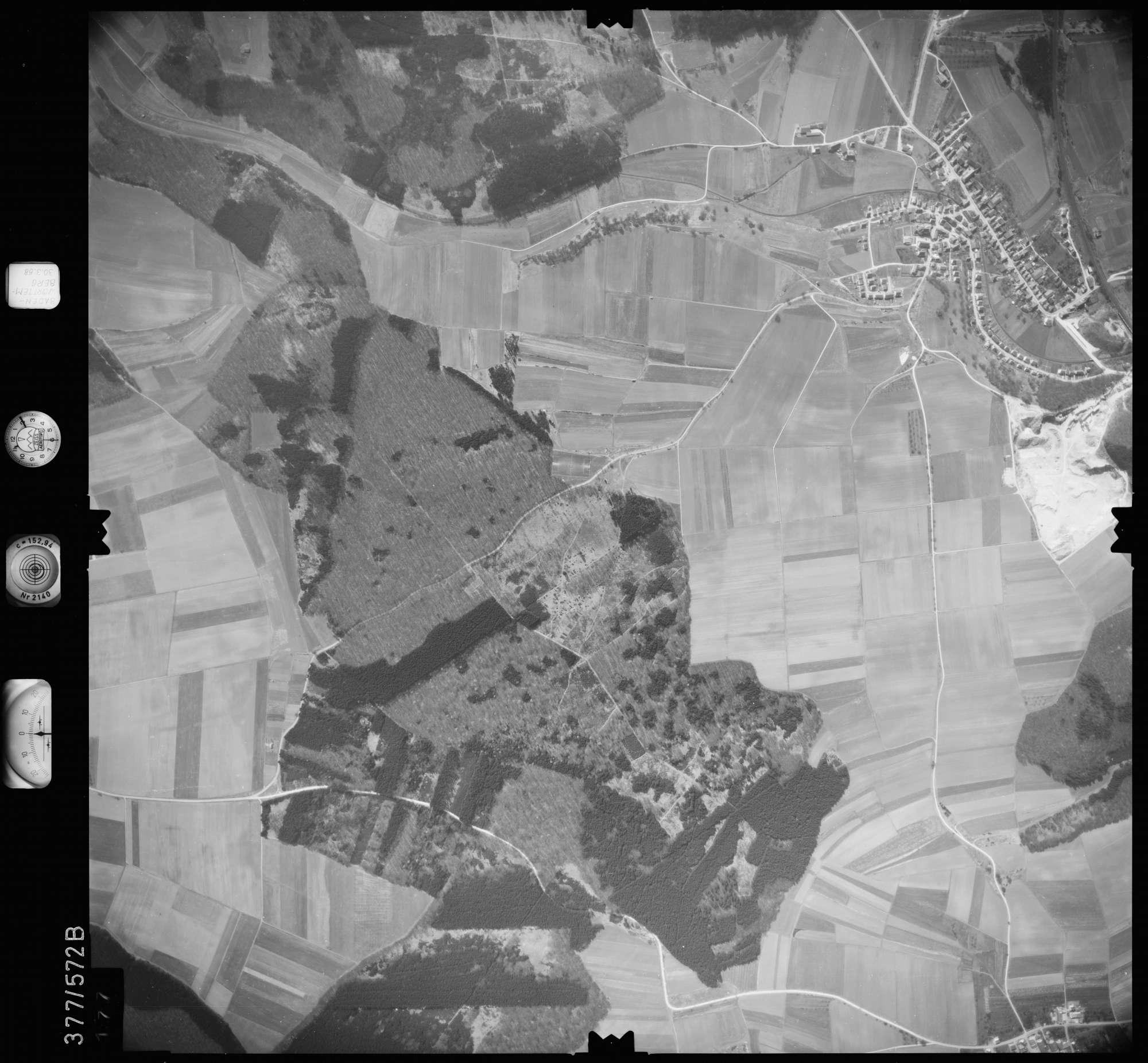 Luftbild: Film 27 Bildnr. 177, Bild 1