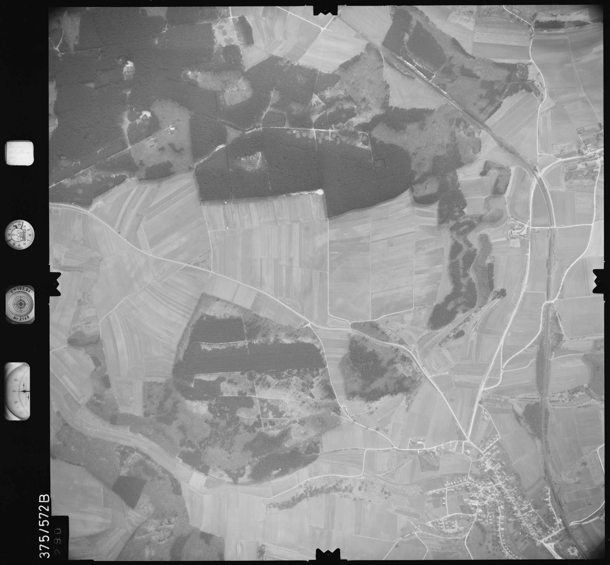 Luftbild: Film 35 Bildnr. 290, Bild 1