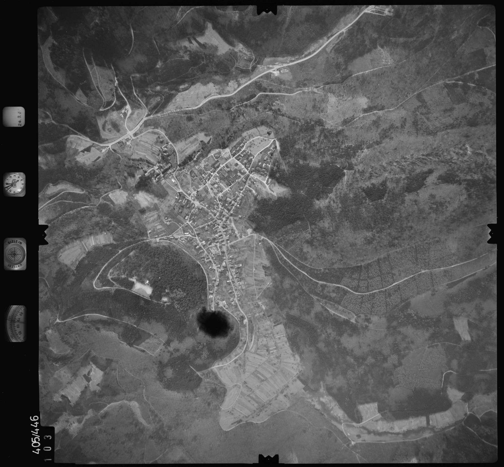 Luftbild: Film 8 Bildnr. 103, Bild 1
