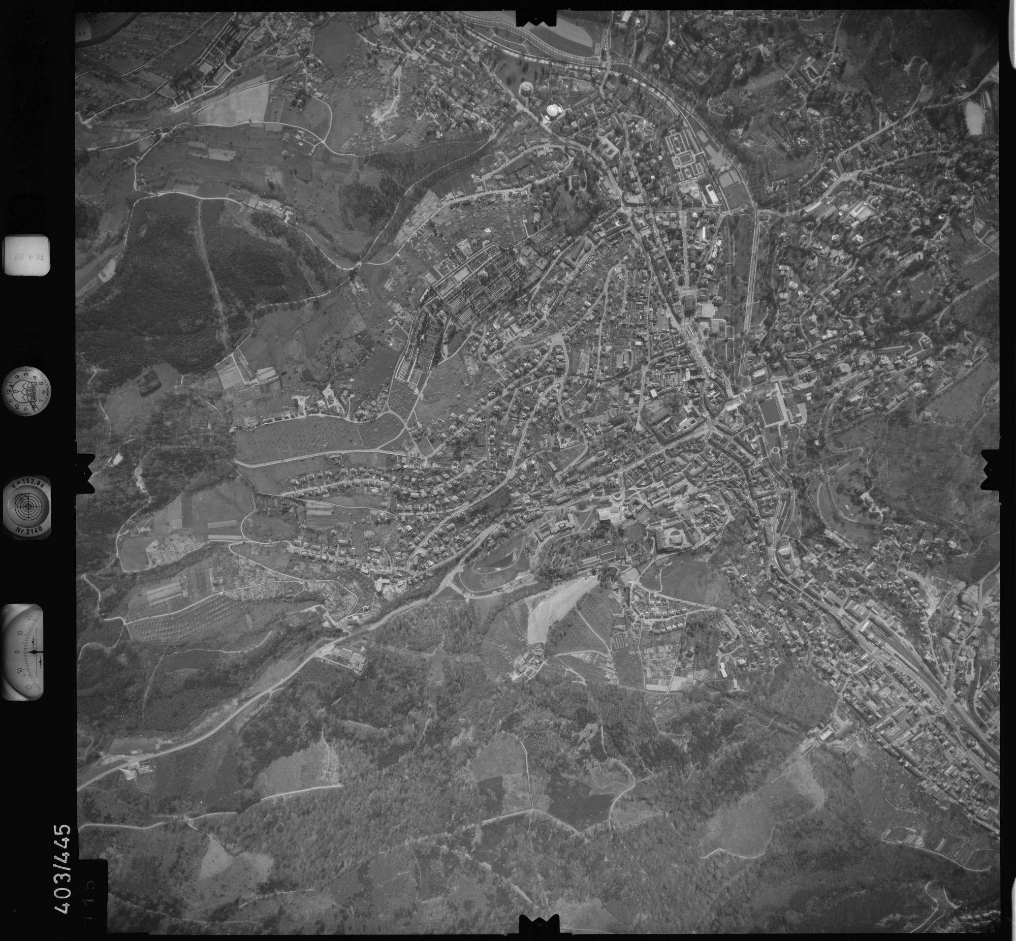 Luftbild: Film 9 Bildnr. 115, Bild 1