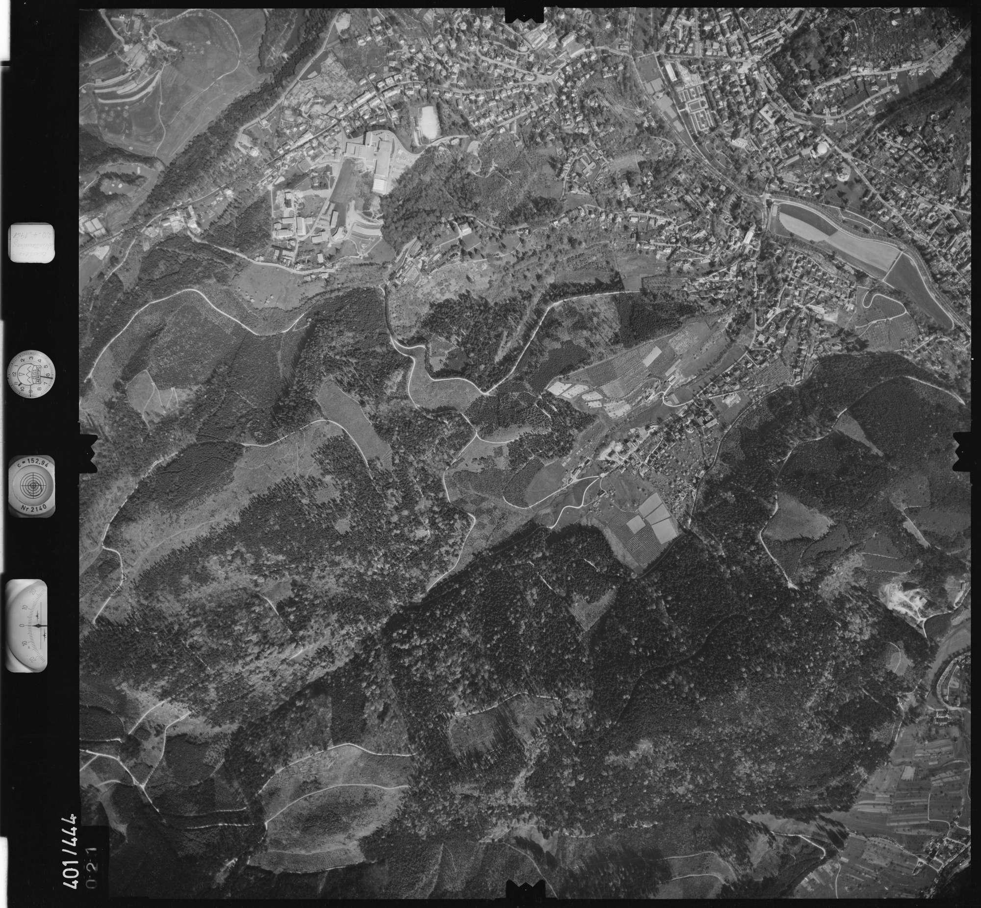 Luftbild: Film 11 Bildnr. 21, Bild 1