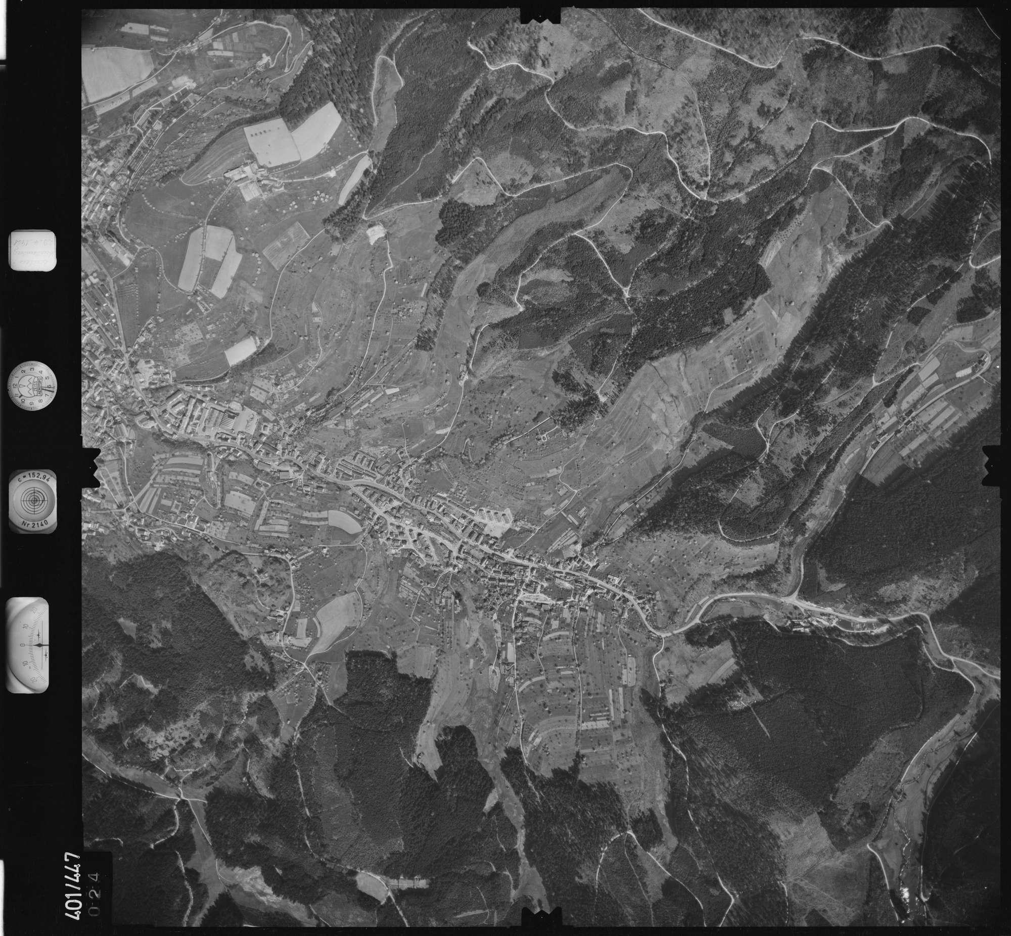 Luftbild: Film 11 Bildnr. 24, Bild 1