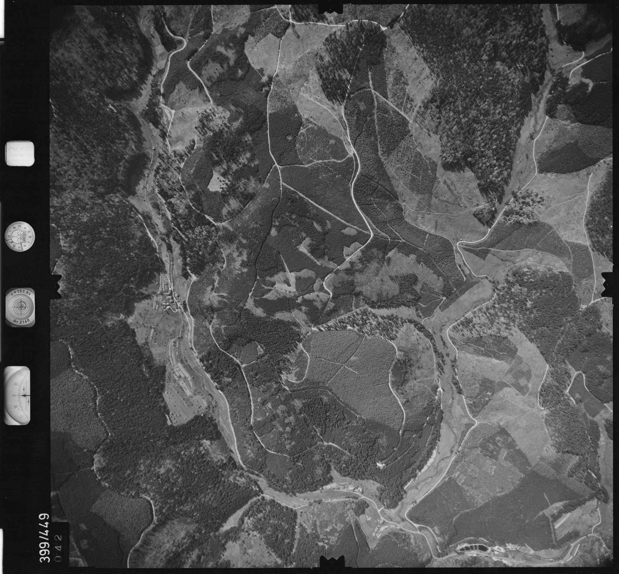 Luftbild: Film 11 Bildnr. 42, Bild 1