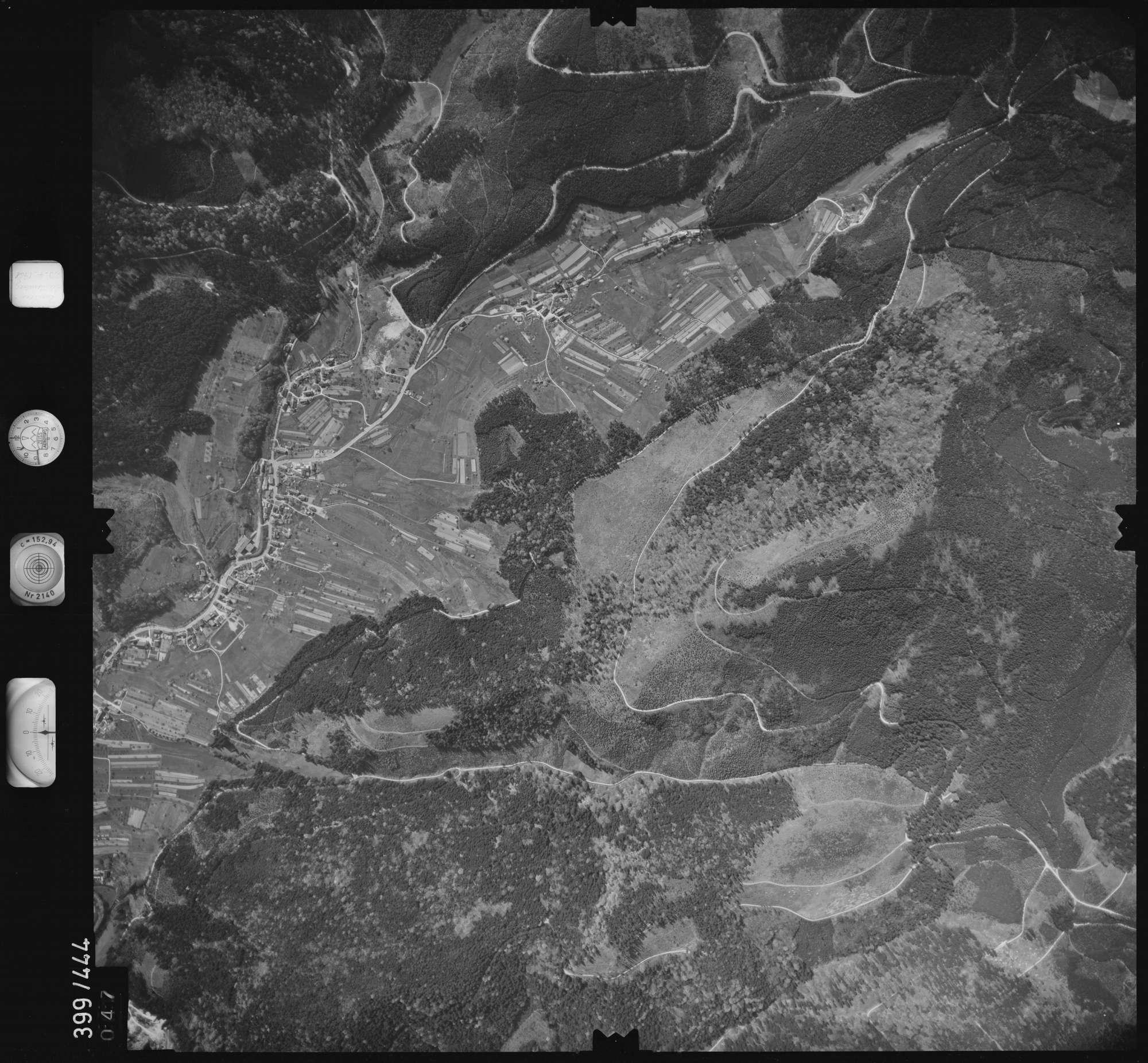 Luftbild: Film 11 Bildnr. 47, Bild 1
