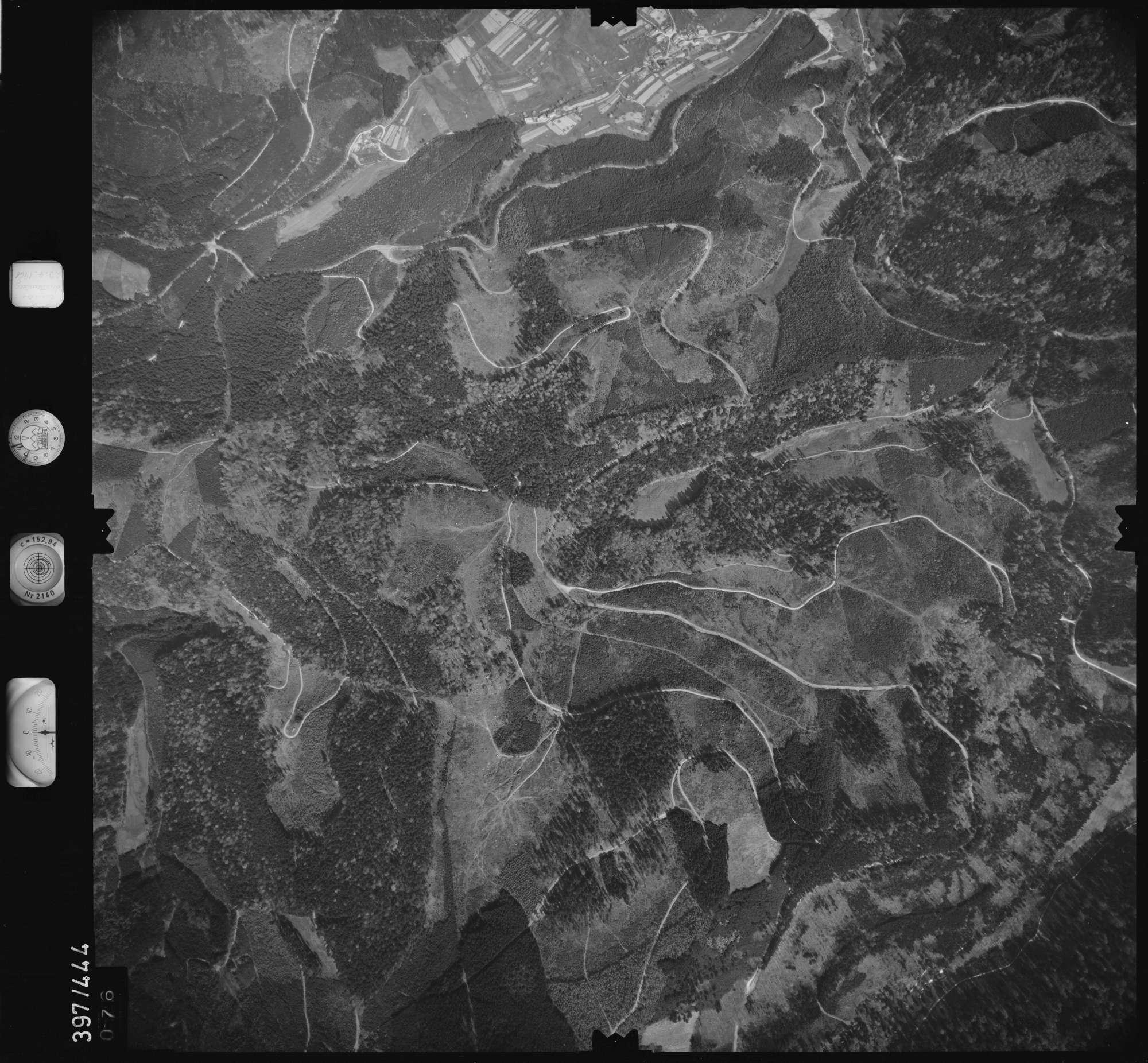 Luftbild: Film 11 Bildnr. 76, Bild 1