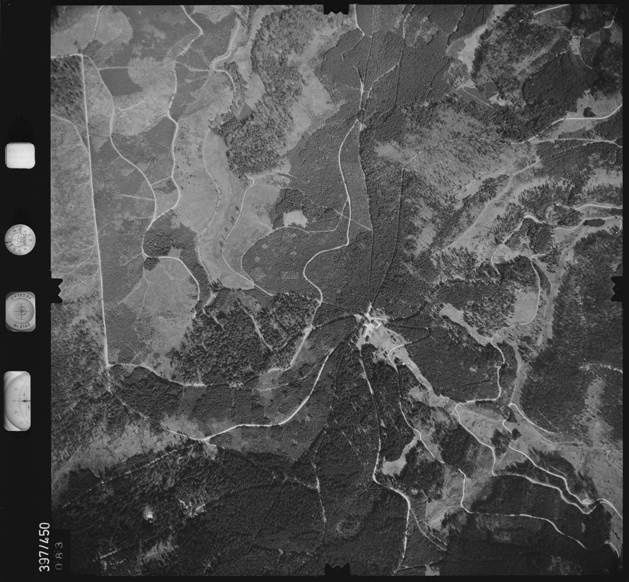 Luftbild: Film 11 Bildnr. 83, Bild 1