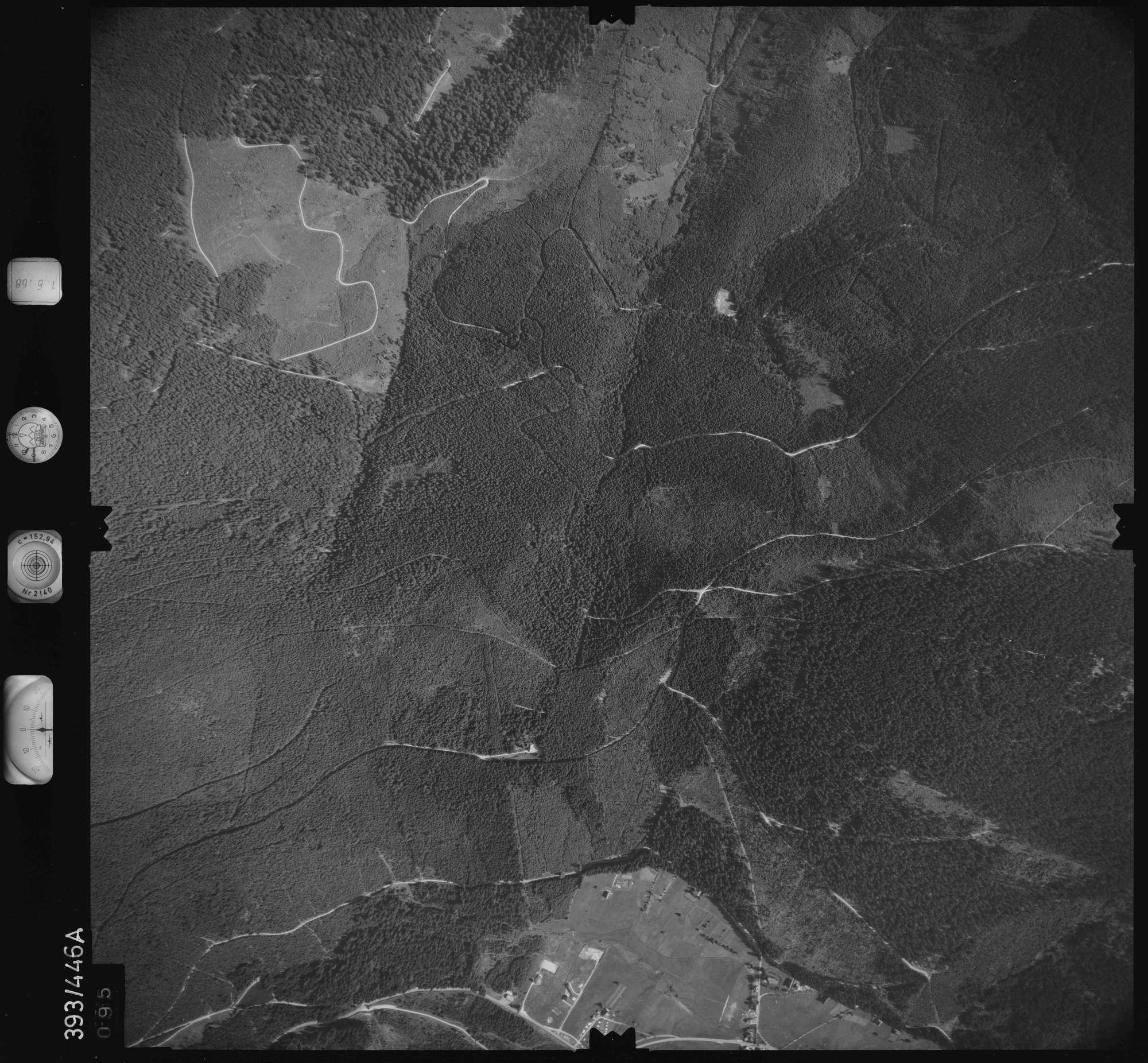 Luftbild: Film 16 Bildnr. 95, Bild 1