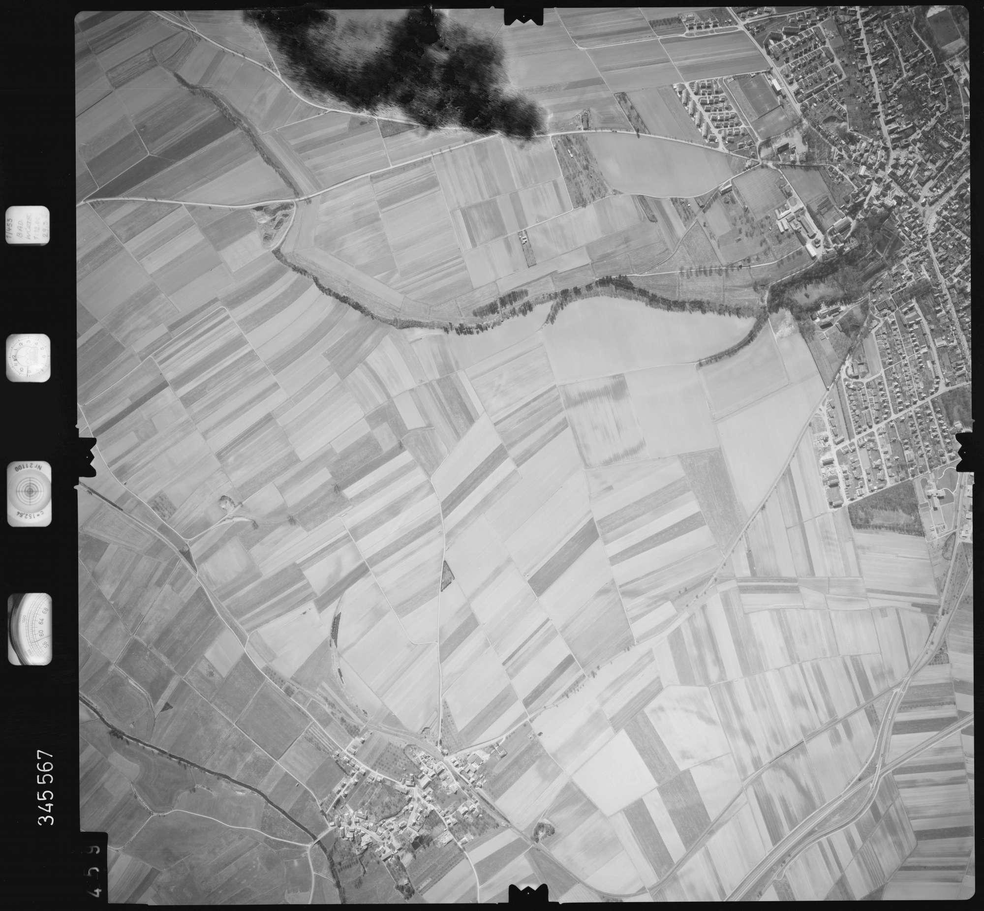 Luftbild: Film 46 Bildnr. 459, Bild 1