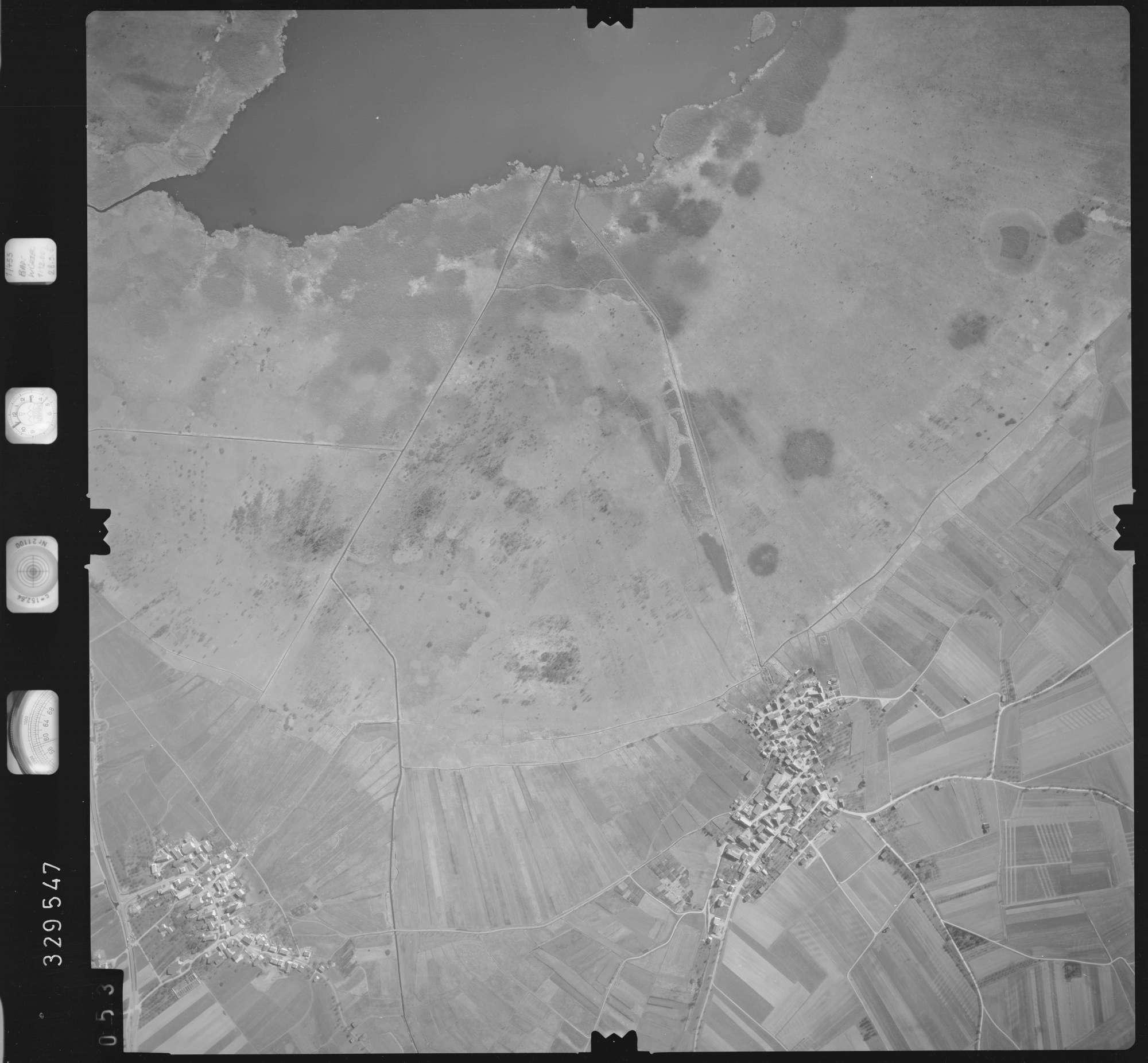 Luftbild: Film 51 Bildnr. 53, Bild 1