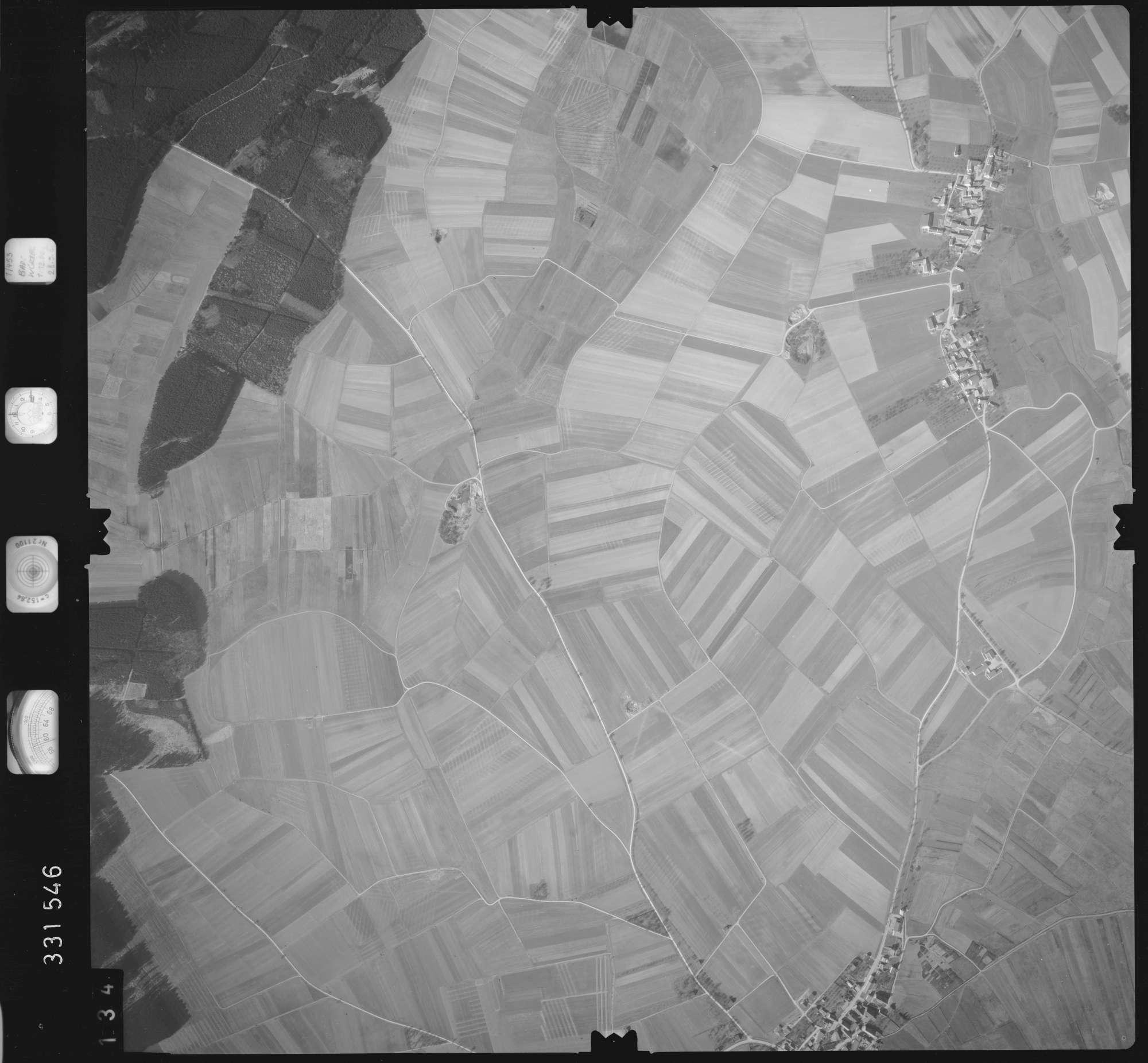 Luftbild: Film 51 Bildnr. 134, Bild 1