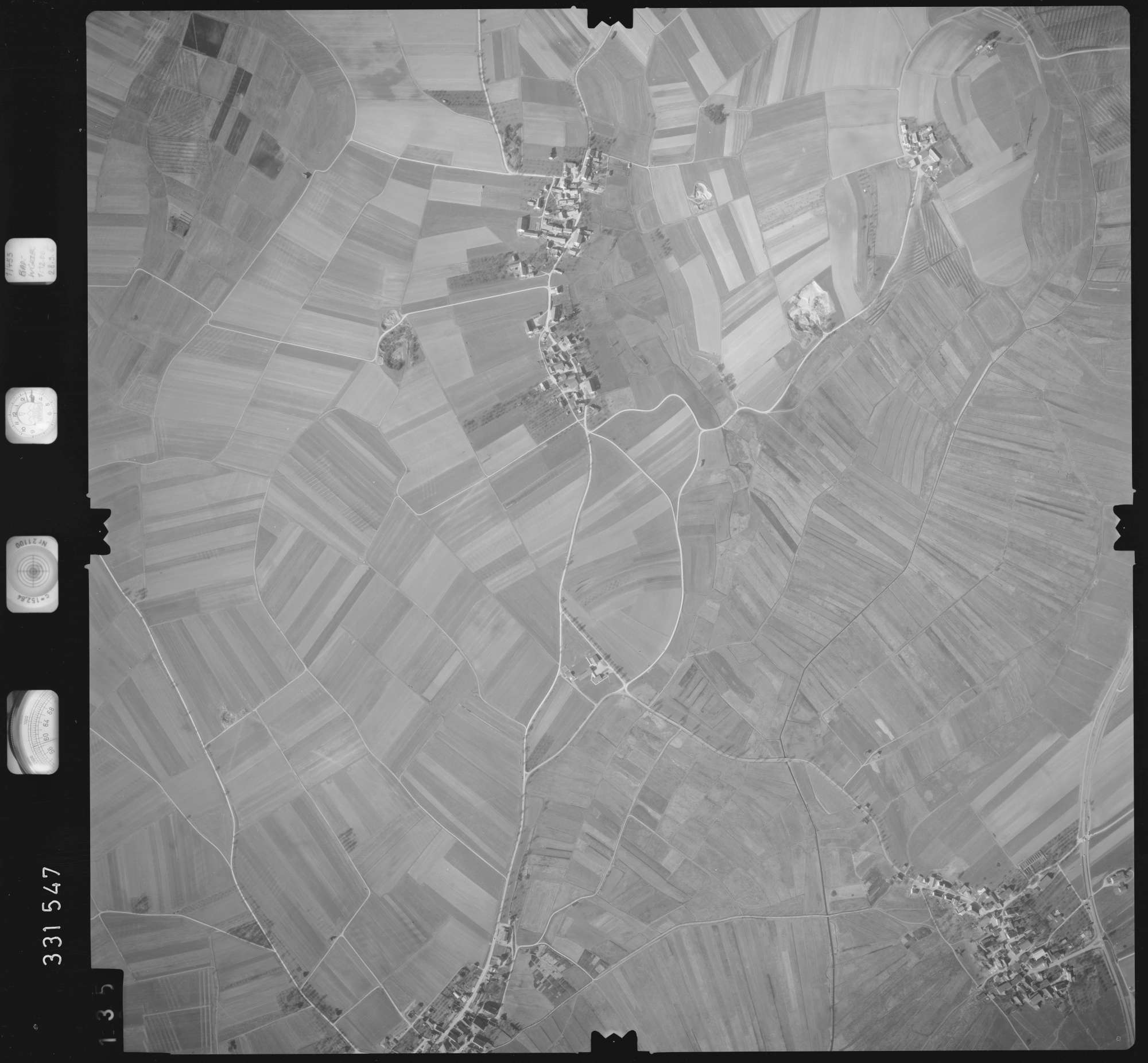 Luftbild: Film 51 Bildnr. 135, Bild 1