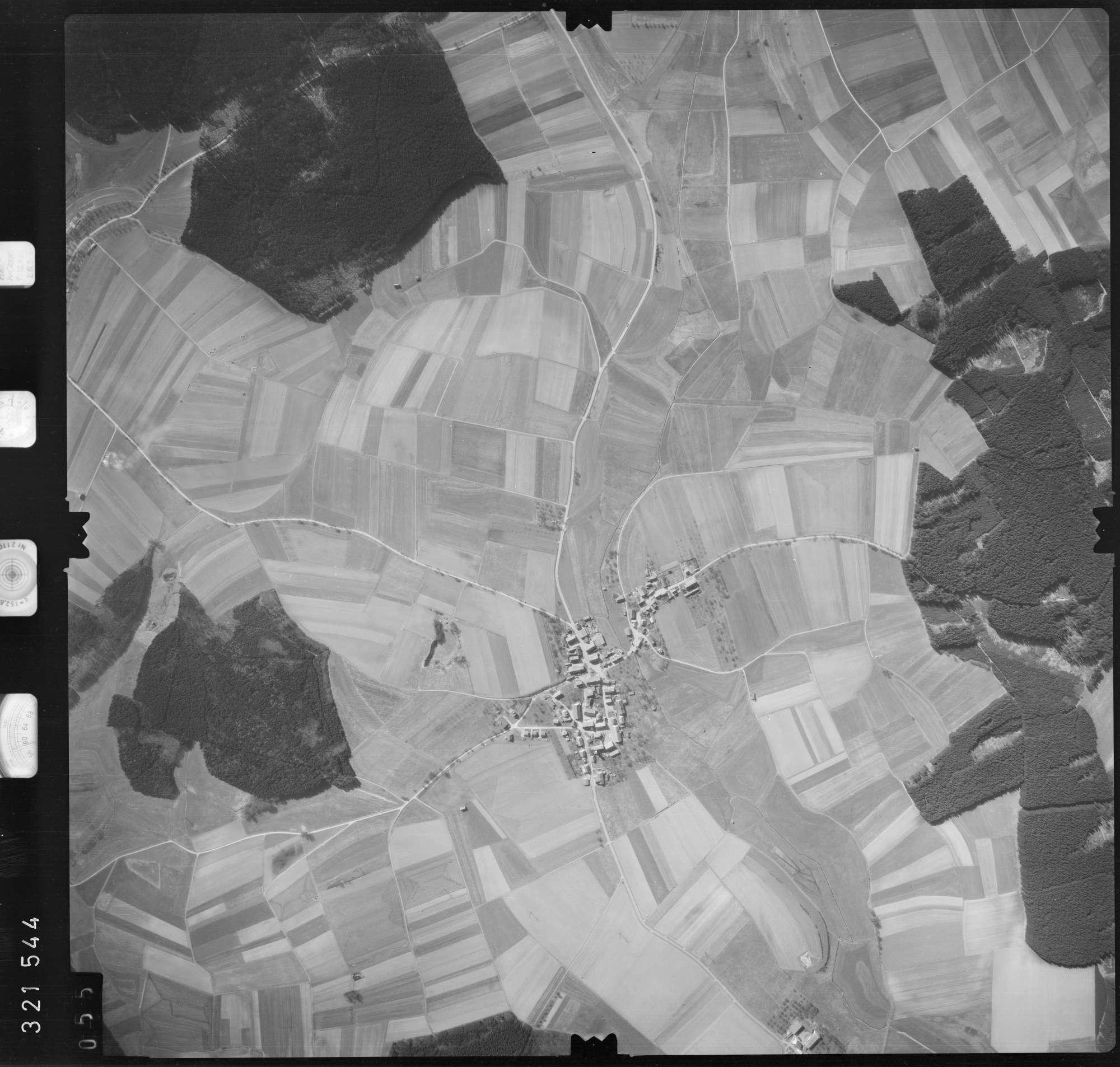 Luftbild: Film 53 Bildnr. 55, Bild 1