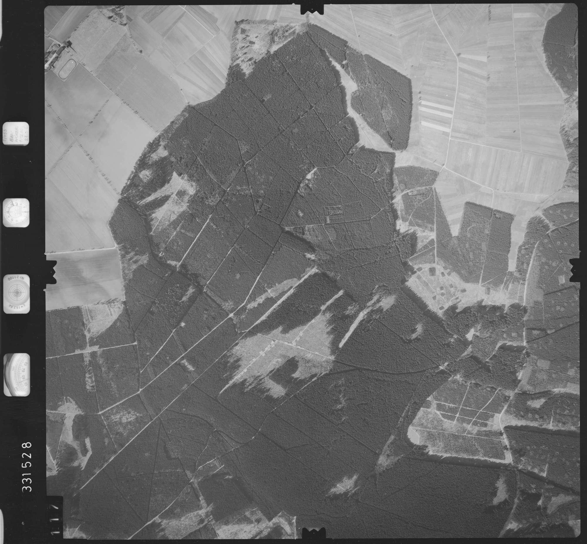 Luftbild: Film 51 Bildnr. 117, Bild 1
