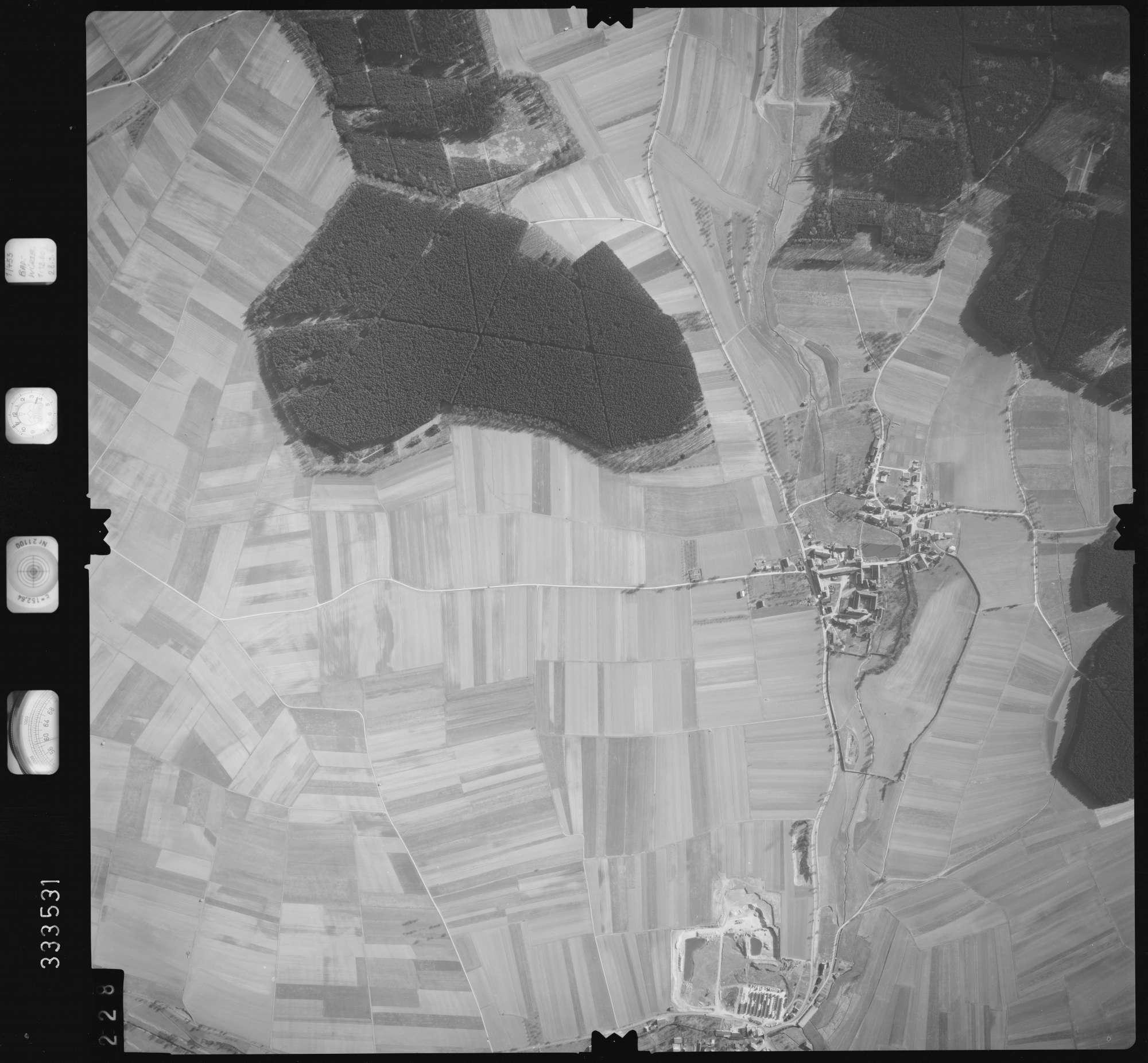 Luftbild: Film 51 Bildnr. 228, Bild 1