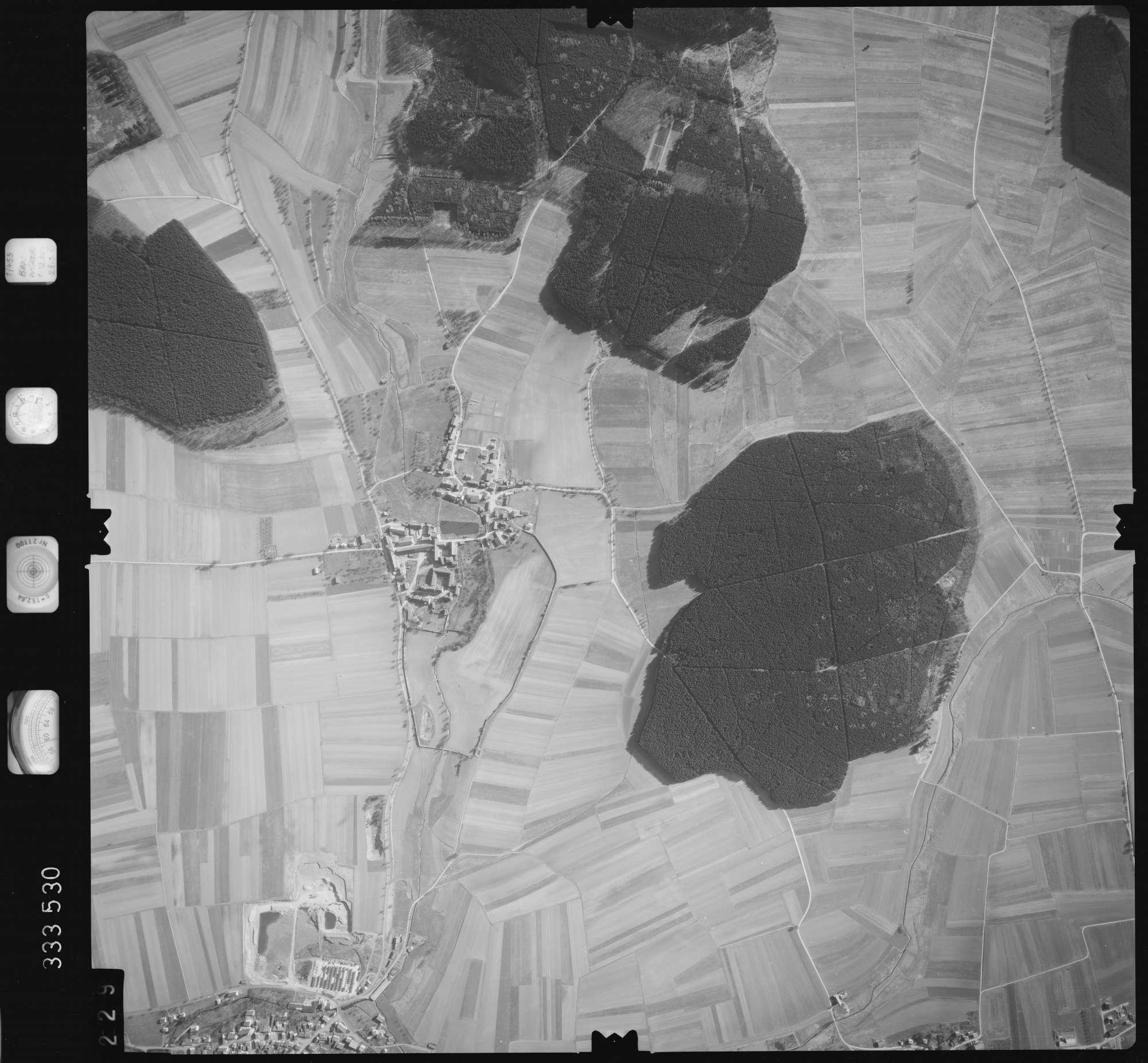 Luftbild: Film 51 Bildnr. 229, Bild 1
