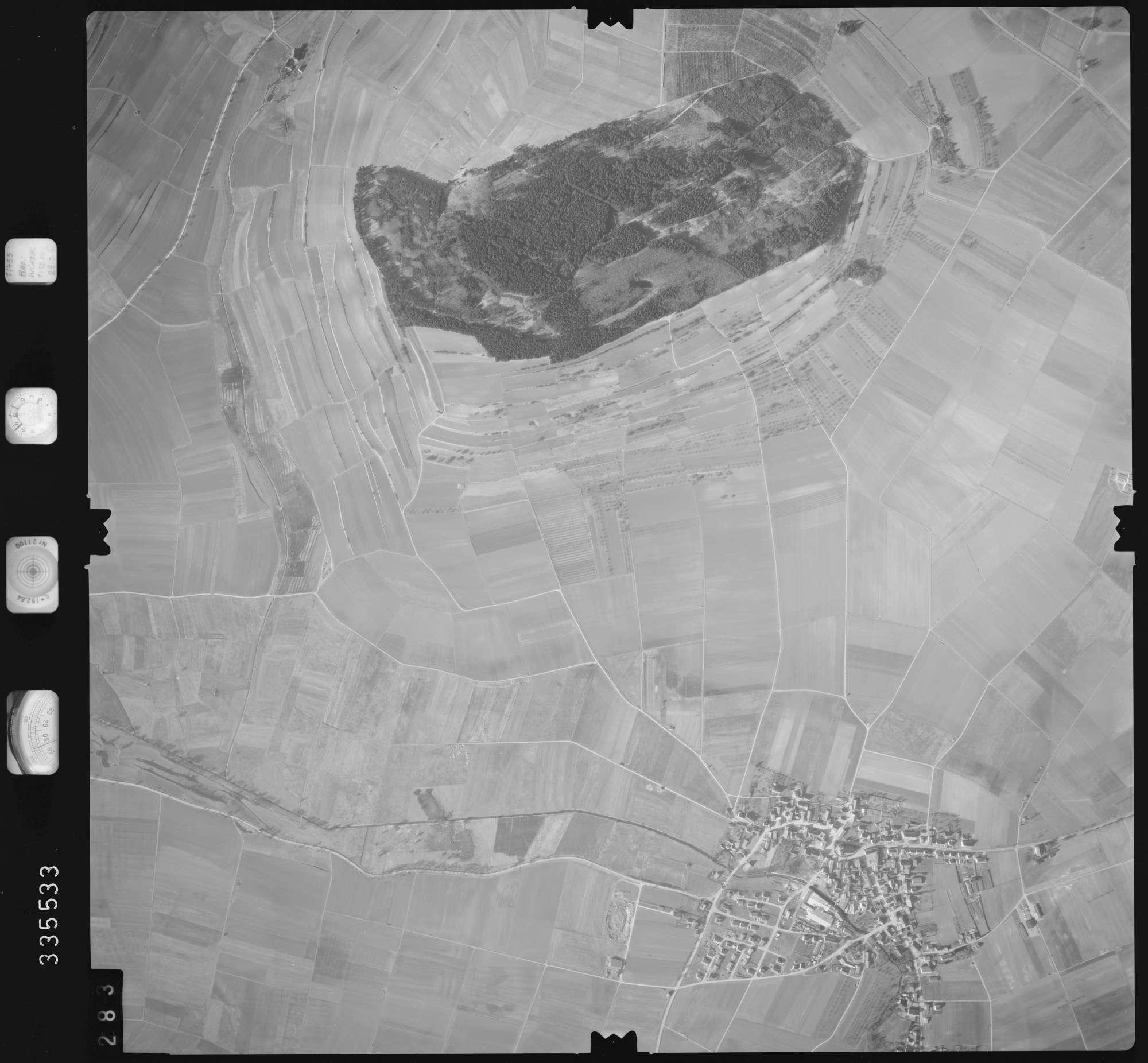 Luftbild: Film 51 Bildnr. 283, Bild 1