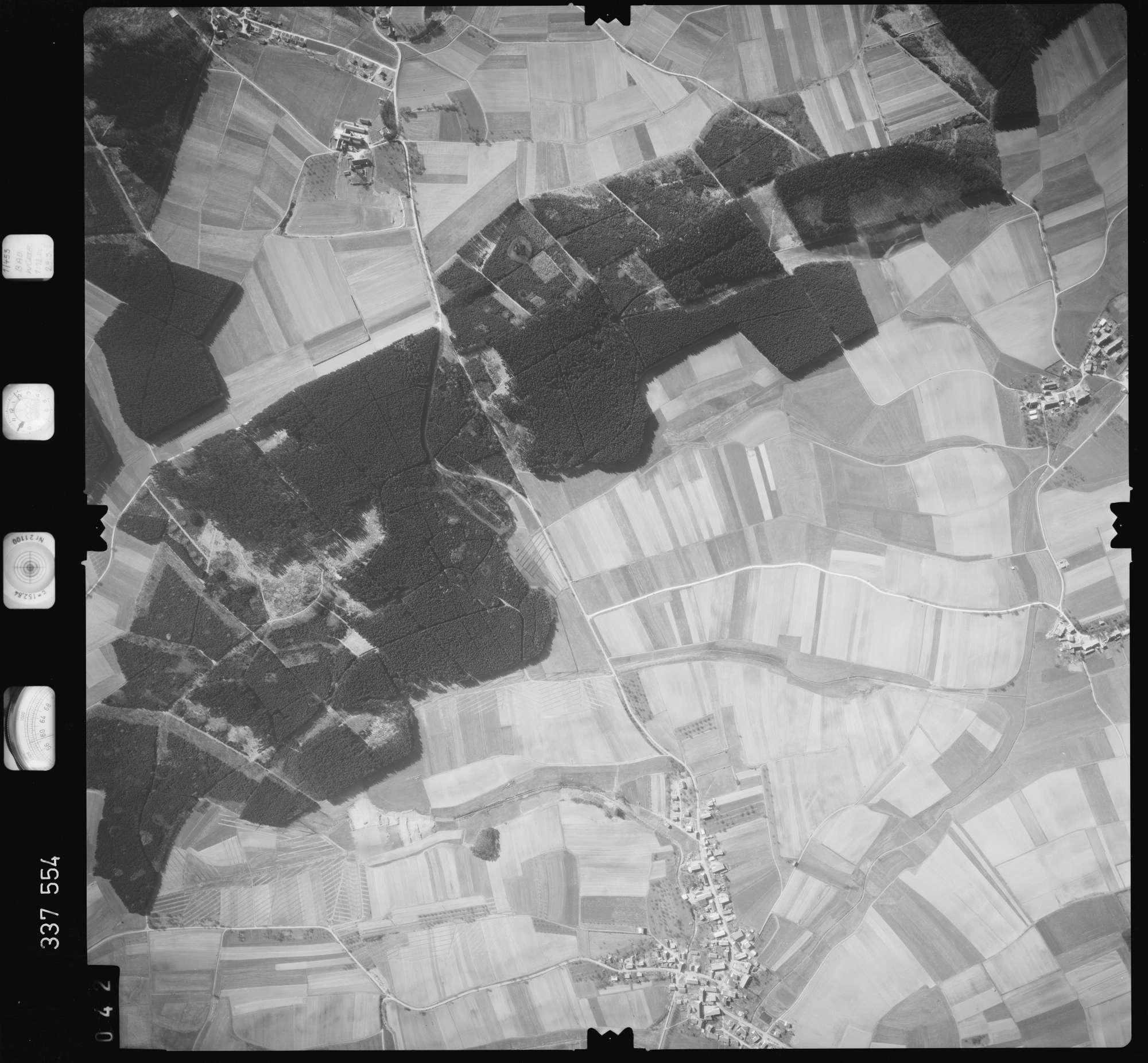 Luftbild: Film 50 Bildnr. 42, Bild 1