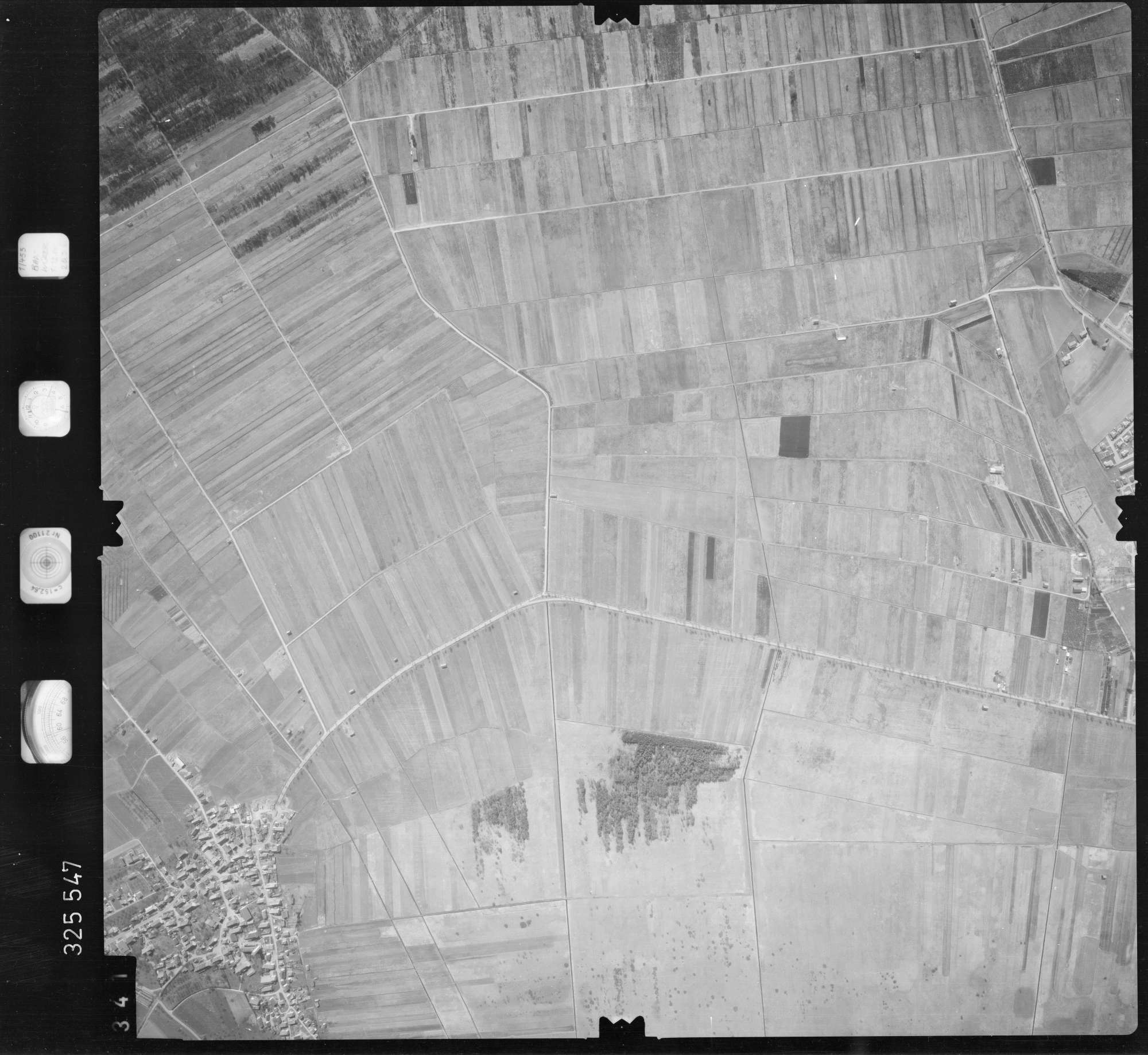 Luftbild: Film 52 Bildnr. 341, Bild 1