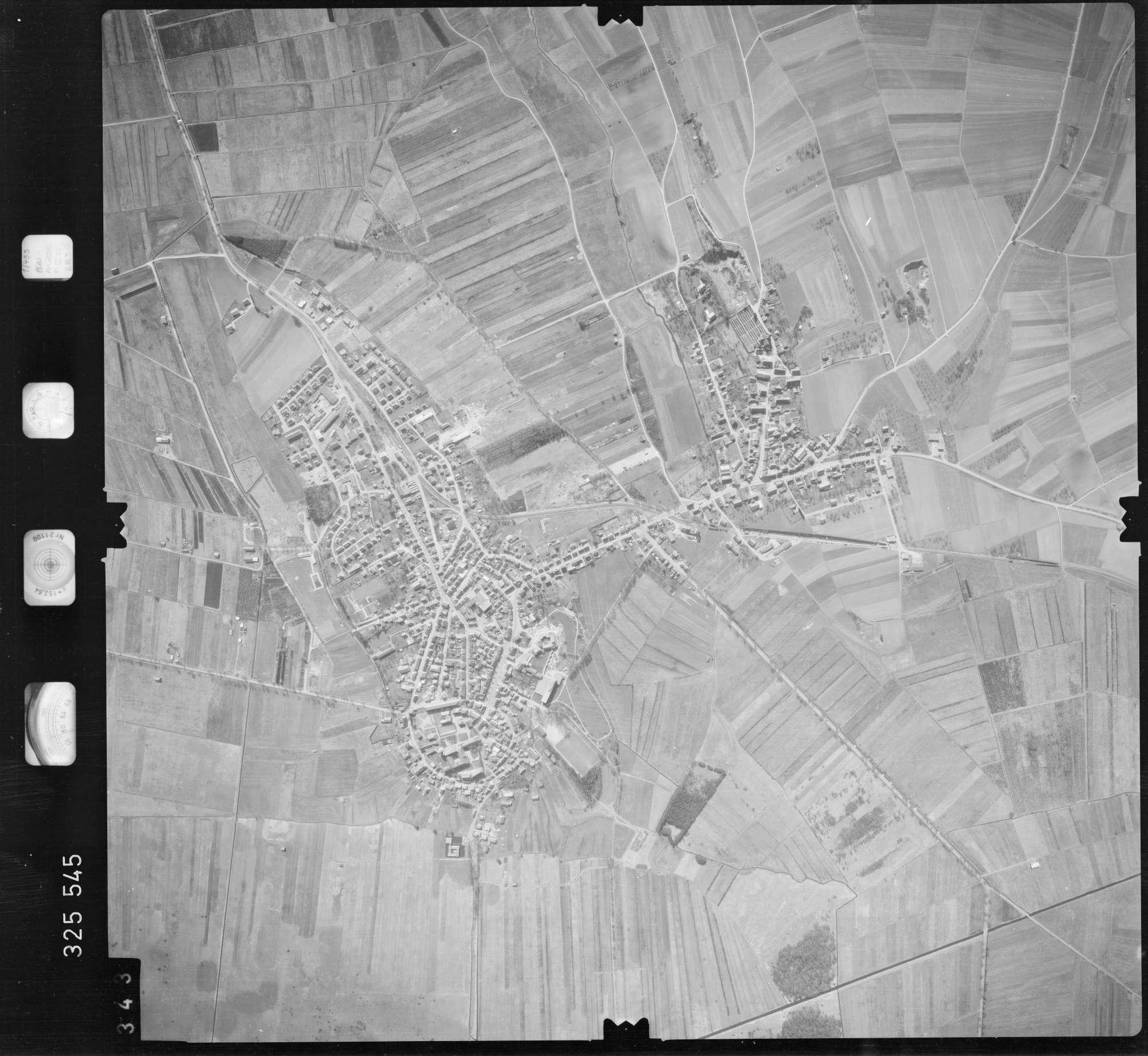 Luftbild: Film 52 Bildnr. 343, Bild 1