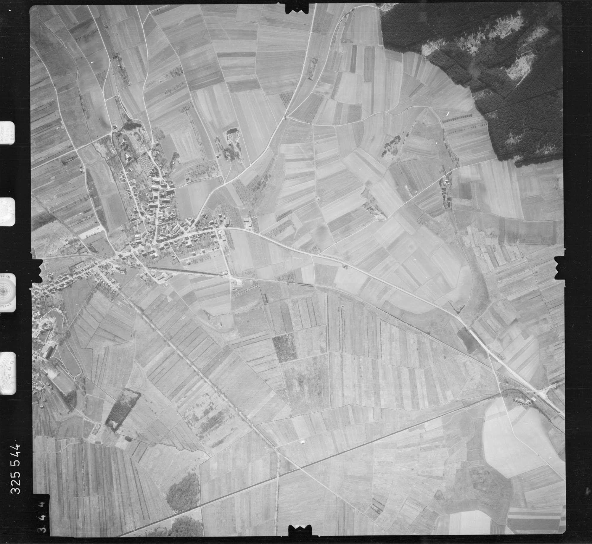 Luftbild: Film 52 Bildnr. 344, Bild 1