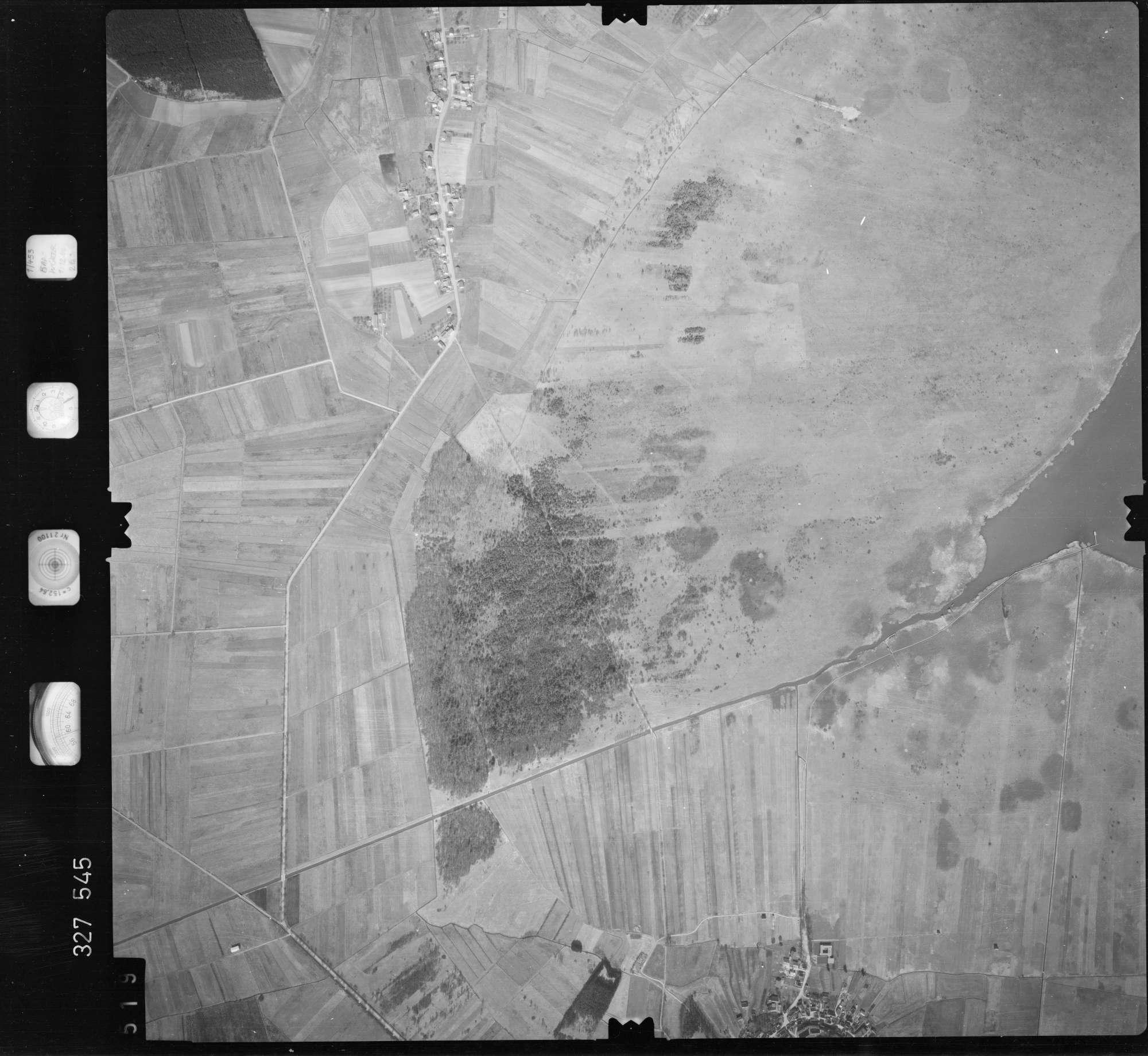 Luftbild: Film 52 Bildnr. 519, Bild 1