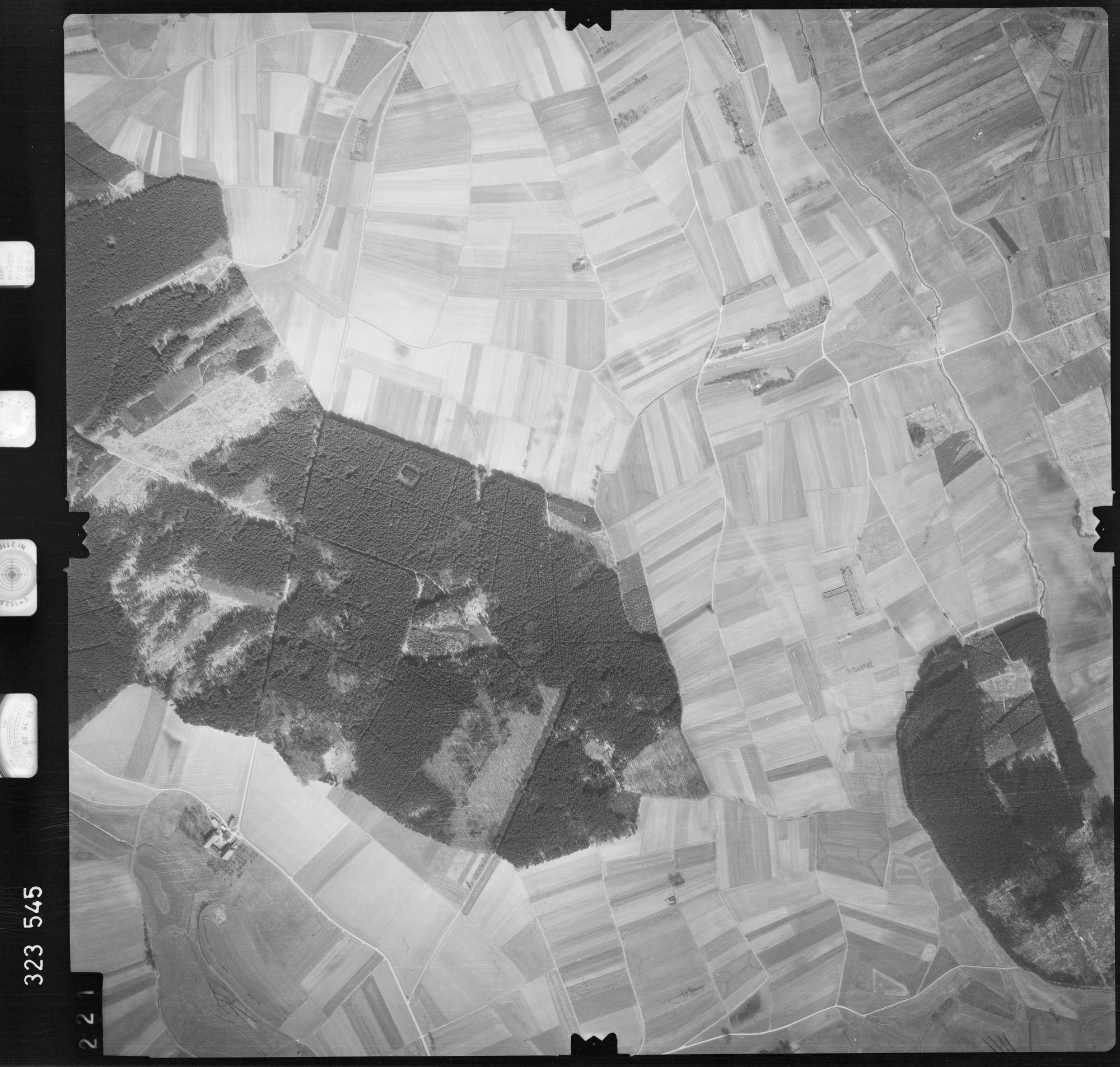 Luftbild: Film 53 Bildnr. 221, Bild 1