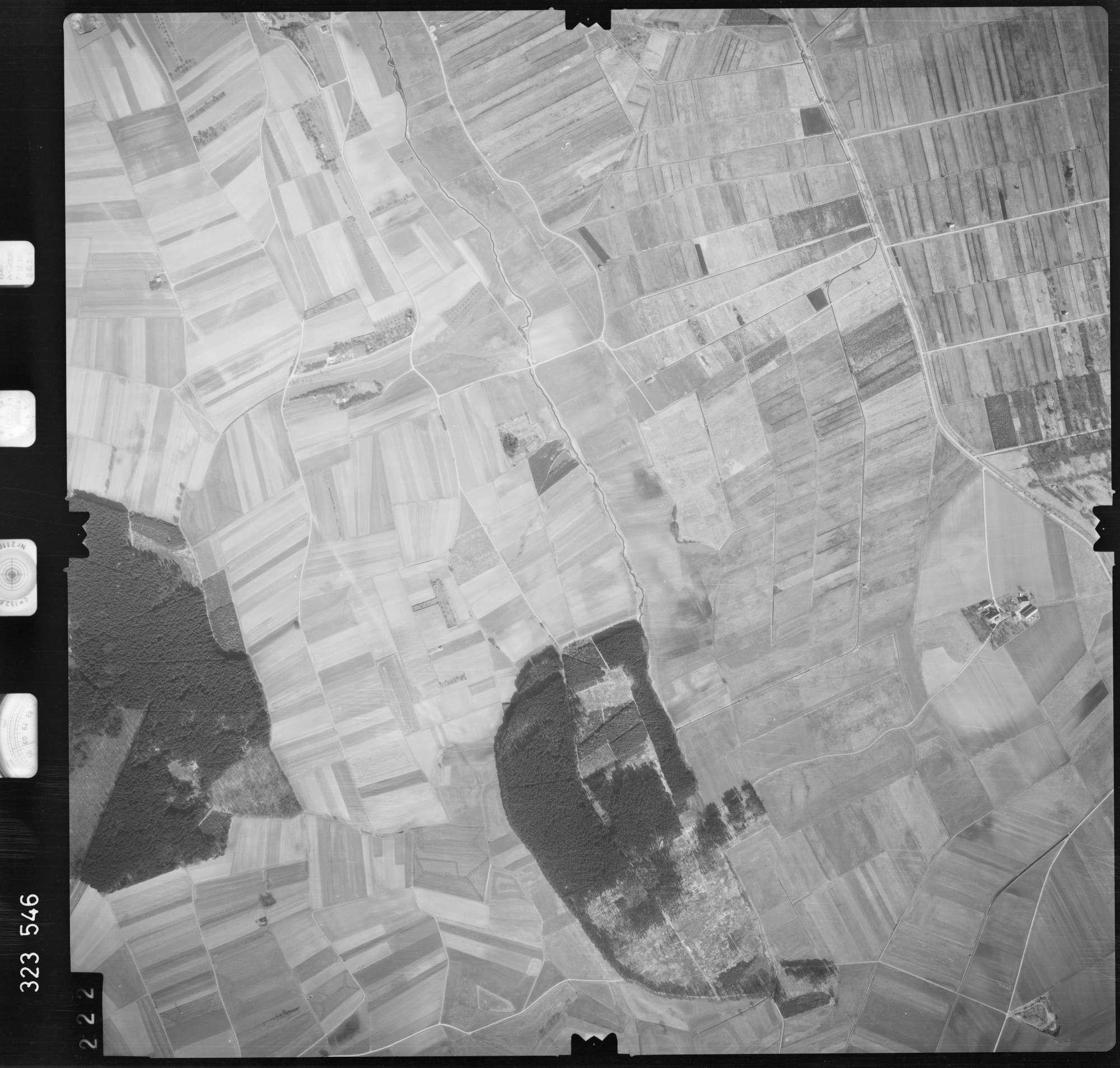 Luftbild: Film 53 Bildnr. 222, Bild 1
