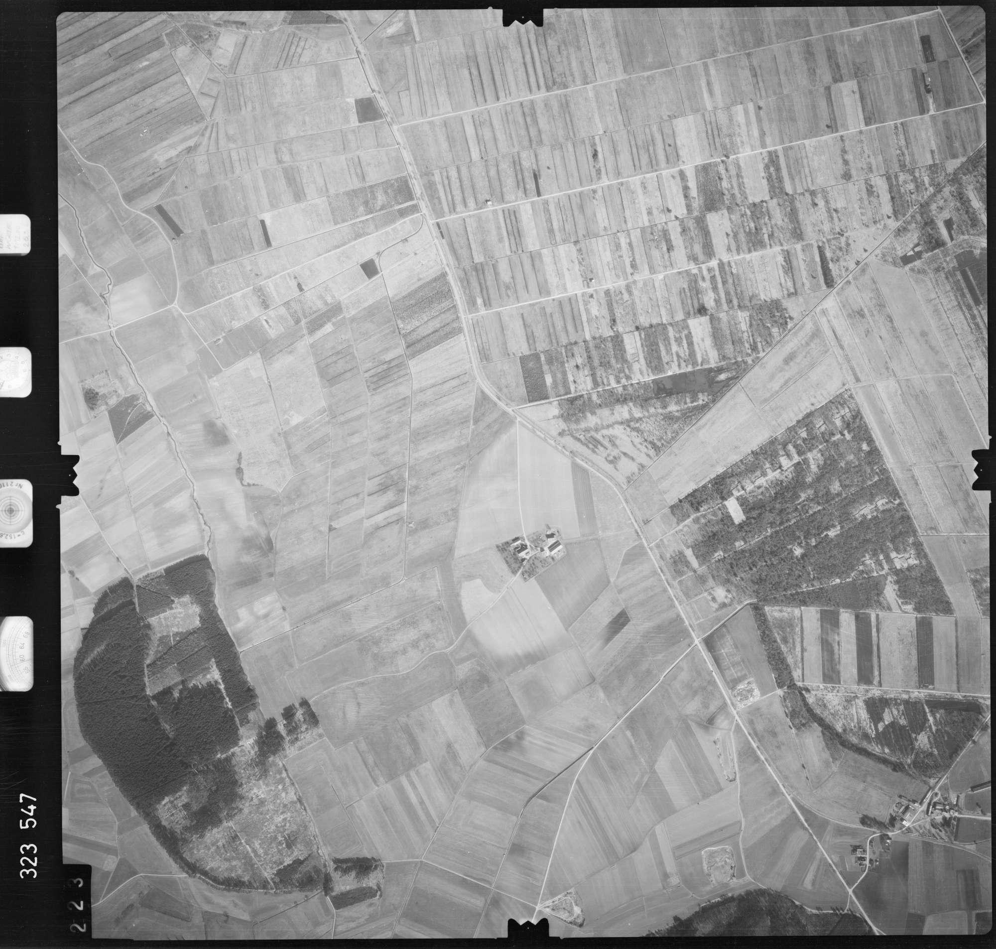 Luftbild: Film 53 Bildnr. 223, Bild 1